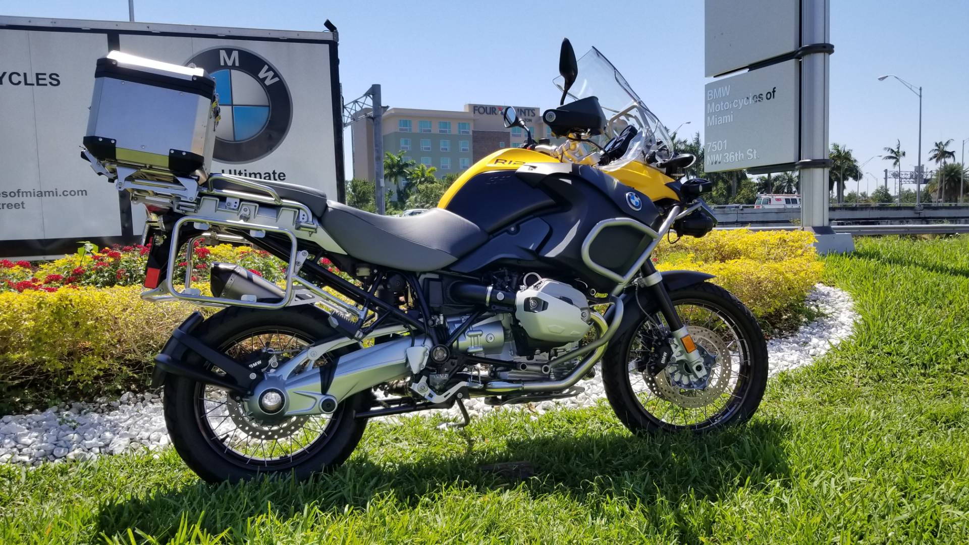 Used 2011 BMW R 1200 GSA For Sale, Pre owned BMW R 1200GSA For Sale, BMW Motorcycle R1200GSA, BMW Motorcycles of Miami, Motorcycles of Miami, Motorcycles Miami - Photo 16