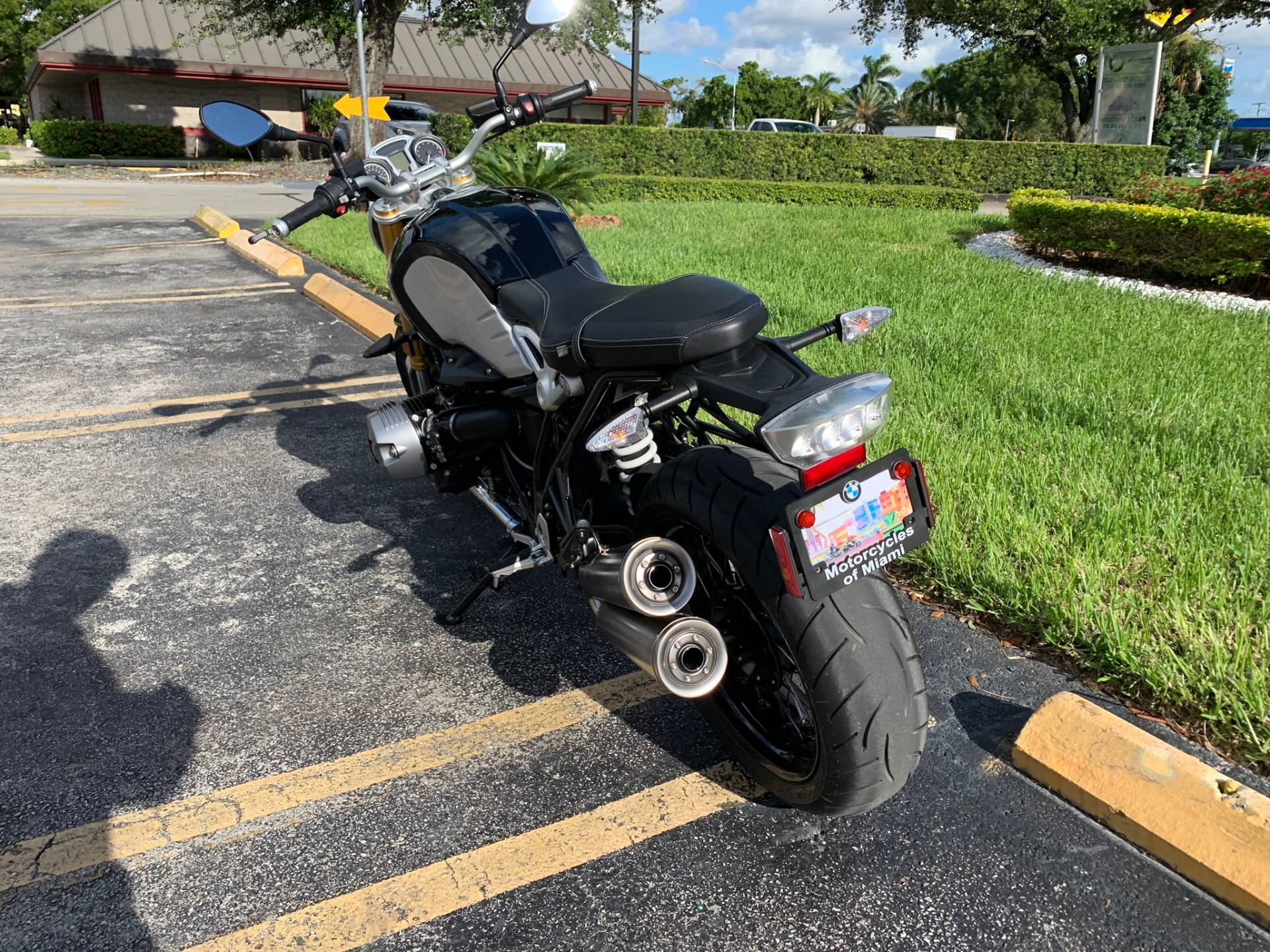 Used 2016 BMW R NineT for sale, BMW for sale, BMW Motorcycle Café Racer, new BMW Caffe, Cafe Racer, BMW. BMW Motorcycles of Miami, Motorcycles of Miami, Motorcycles Miami, New Motorcycles, Used Motorcycles, pre-owned. #BMWMotorcyclesOfMiami #MotorcyclesOfMiami. - Photo 15