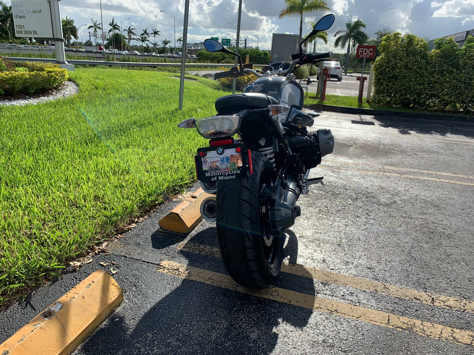 Used 2016 BMW R NineT for sale, BMW for sale, BMW Motorcycle Café Racer, new BMW Caffe, Cafe Racer, BMW. BMW Motorcycles of Miami, Motorcycles of Miami, Motorcycles Miami, New Motorcycles, Used Motorcycles, pre-owned. #BMWMotorcyclesOfMiami #MotorcyclesOfMiami. - Photo 23