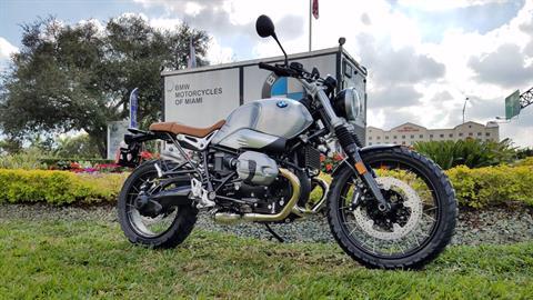 2017 BMW R nineT Scrambler in Miami, Florida