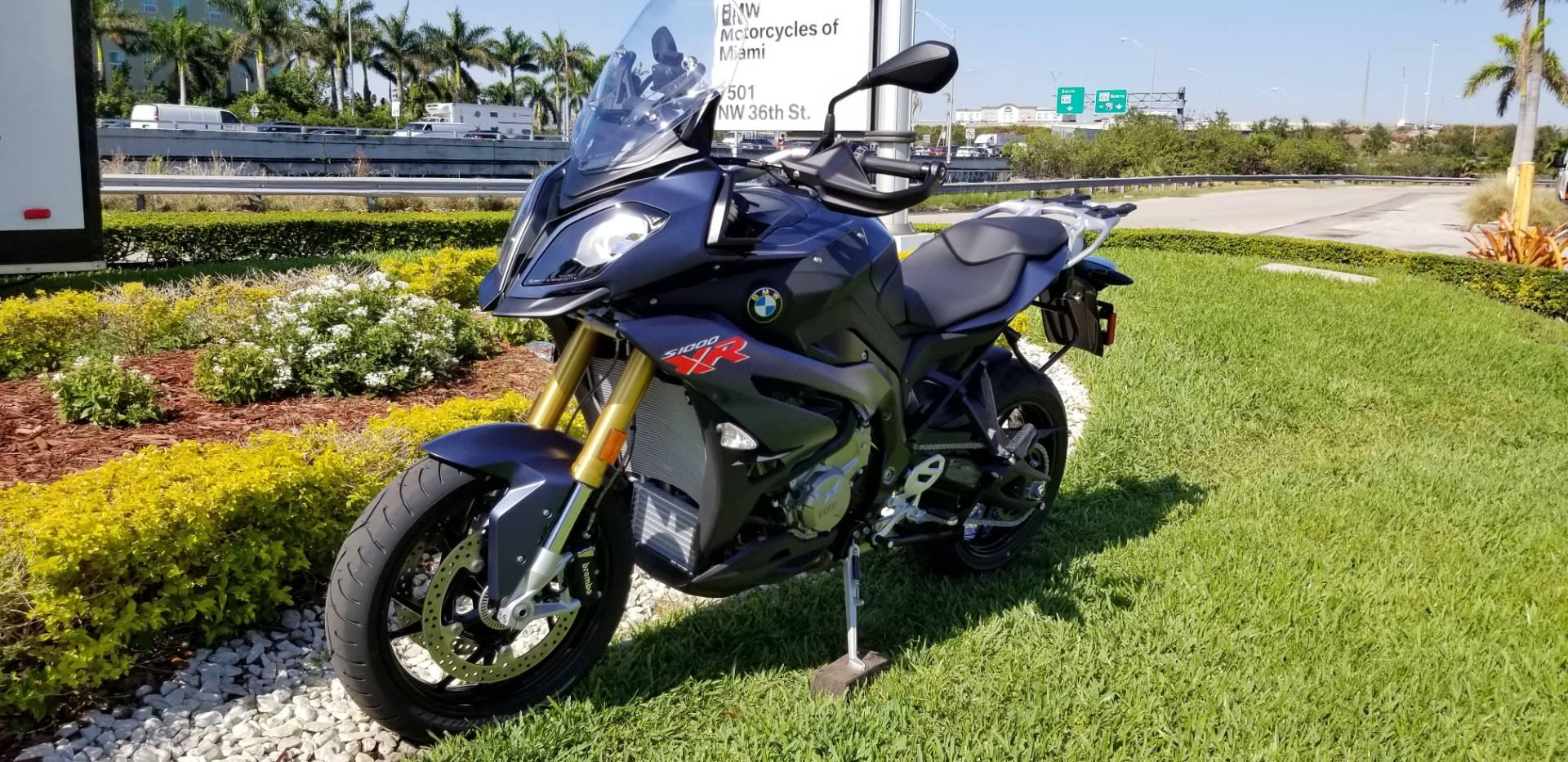 2018 S 1000 XR