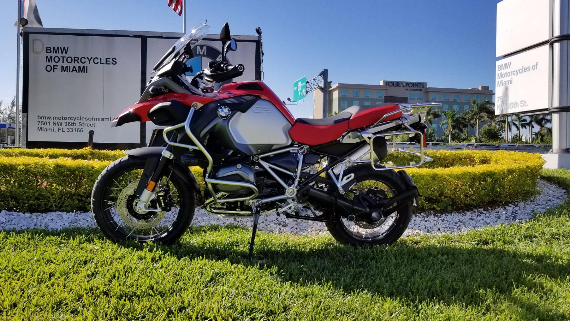 2018 R 1200 GS Adventure
