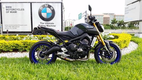 2014 Yamaha FZ-09 in Miami, Florida