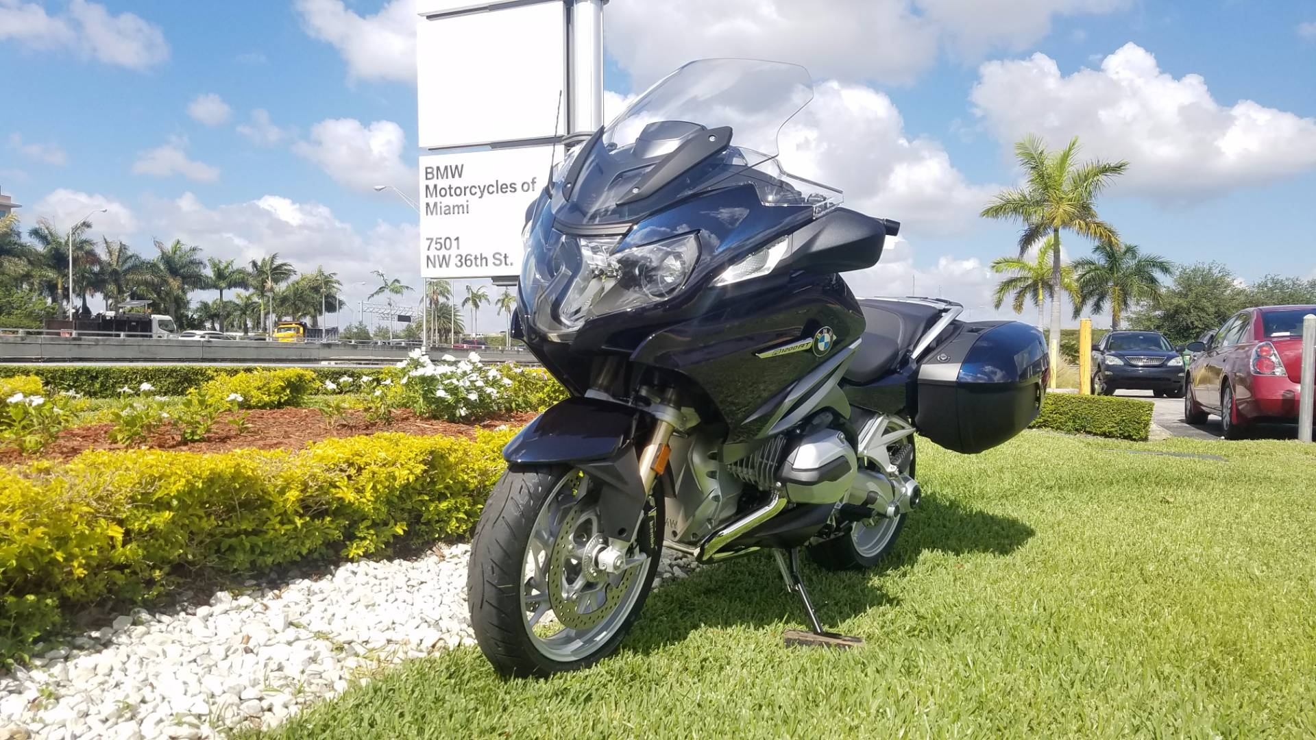 new 2017 bmw r 1200 rt motorcycles in miami, fl