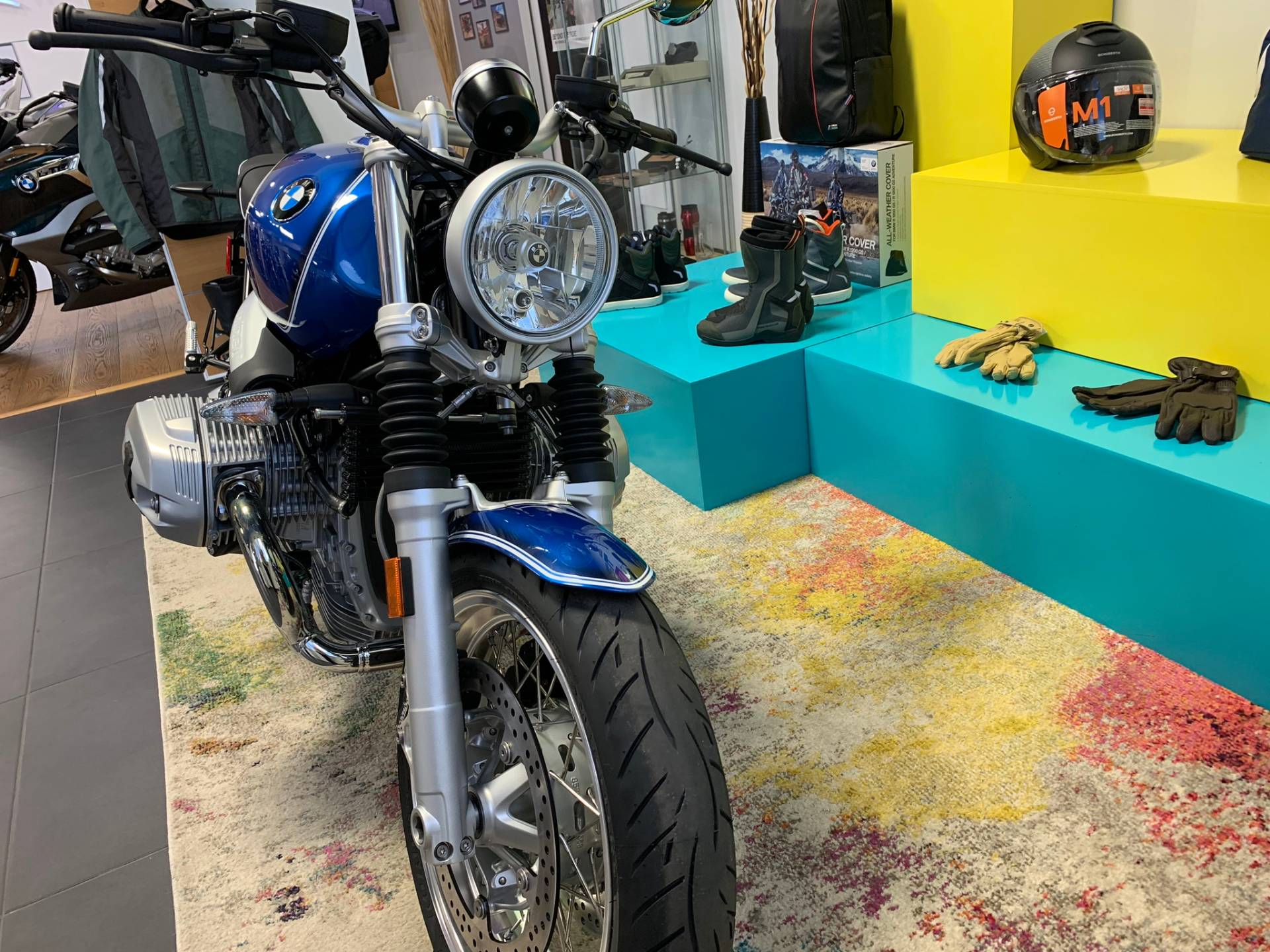 New 2020 2019 BMW R NineT for sale, BMW for sale, BMW Motorcycle Café Racer, new BMW Caffe, Cafe Racer, BMW. BMW Motorcycles of Miami, Motorcycles of Miami, Motorcycles Miami, New Motorcycles, Used Motorcycles, pre-owned. #BMWMotorcyclesOfMiami #MotorcyclesOfMiami. - Photo 2