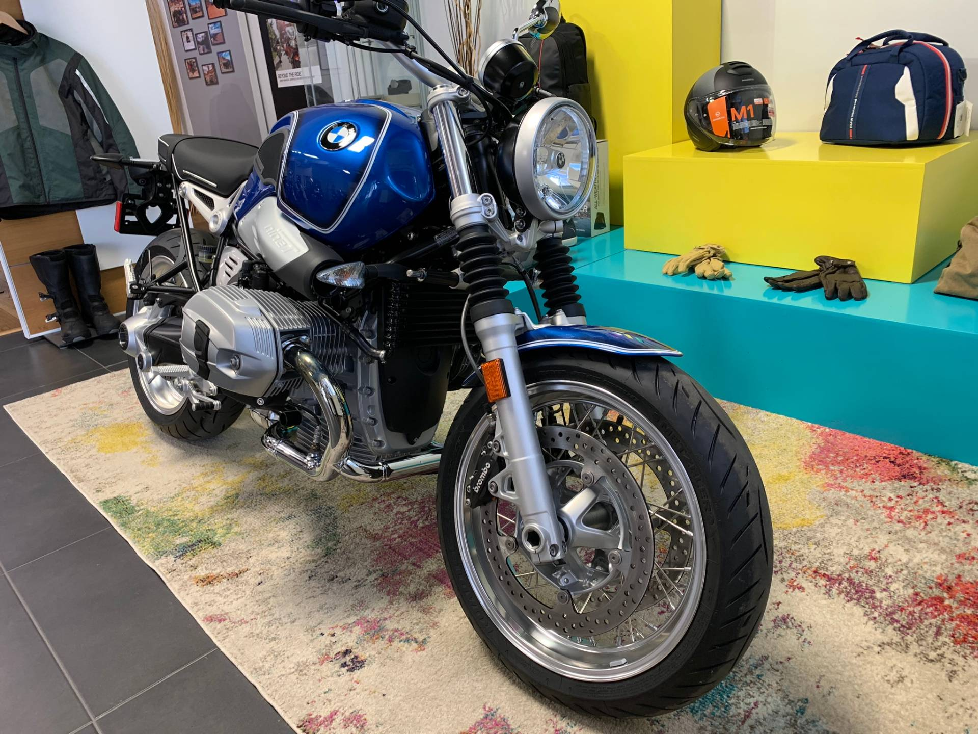 New 2020 2019 BMW R NineT for sale, BMW for sale, BMW Motorcycle Café Racer, new BMW Caffe, Cafe Racer, BMW. BMW Motorcycles of Miami, Motorcycles of Miami, Motorcycles Miami, New Motorcycles, Used Motorcycles, pre-owned. #BMWMotorcyclesOfMiami #MotorcyclesOfMiami. - Photo 3