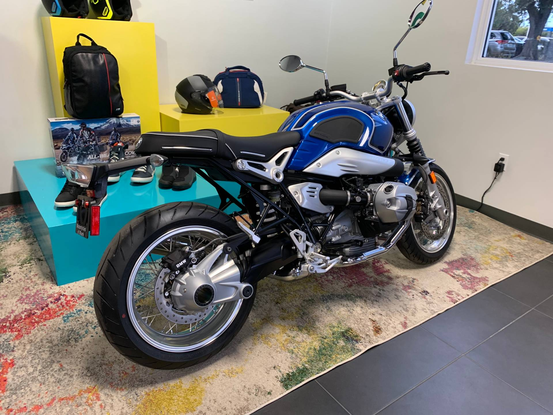New 2020 2019 BMW R NineT for sale, BMW for sale, BMW Motorcycle Café Racer, new BMW Caffe, Cafe Racer, BMW. BMW Motorcycles of Miami, Motorcycles of Miami, Motorcycles Miami, New Motorcycles, Used Motorcycles, pre-owned. #BMWMotorcyclesOfMiami #MotorcyclesOfMiami. - Photo 10
