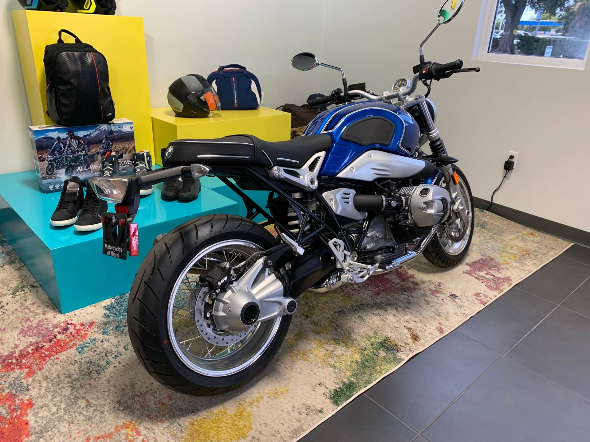 New 2020 2019 BMW R NineT for sale, BMW for sale, BMW Motorcycle Café Racer, new BMW Caffe, Cafe Racer, BMW. BMW Motorcycles of Miami, Motorcycles of Miami, Motorcycles Miami, New Motorcycles, Used Motorcycles, pre-owned. #BMWMotorcyclesOfMiami #MotorcyclesOfMiami. - Photo 11