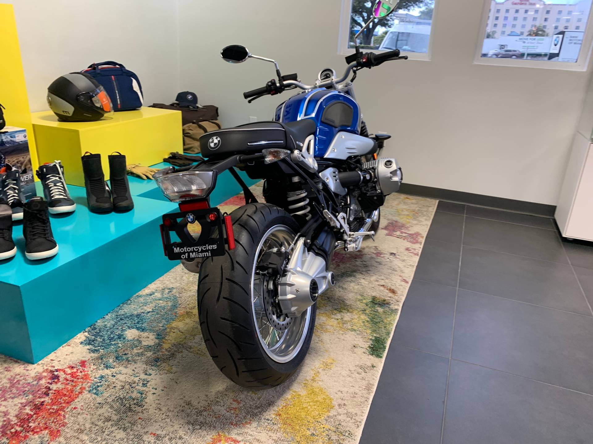 New 2020 2019 BMW R NineT for sale, BMW for sale, BMW Motorcycle Café Racer, new BMW Caffe, Cafe Racer, BMW. BMW Motorcycles of Miami, Motorcycles of Miami, Motorcycles Miami, New Motorcycles, Used Motorcycles, pre-owned. #BMWMotorcyclesOfMiami #MotorcyclesOfMiami. - Photo 12
