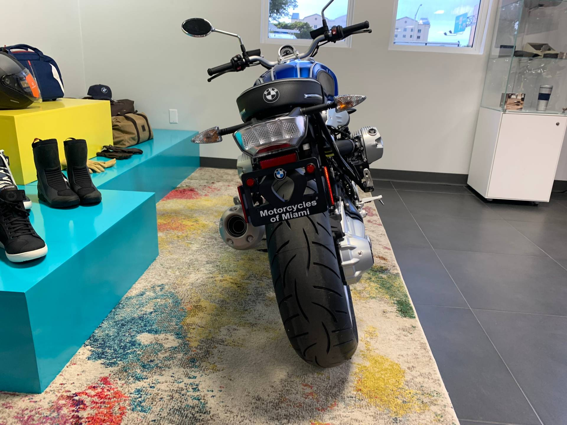 New 2020 2019 BMW R NineT for sale, BMW for sale, BMW Motorcycle Café Racer, new BMW Caffe, Cafe Racer, BMW. BMW Motorcycles of Miami, Motorcycles of Miami, Motorcycles Miami, New Motorcycles, Used Motorcycles, pre-owned. #BMWMotorcyclesOfMiami #MotorcyclesOfMiami. - Photo 14