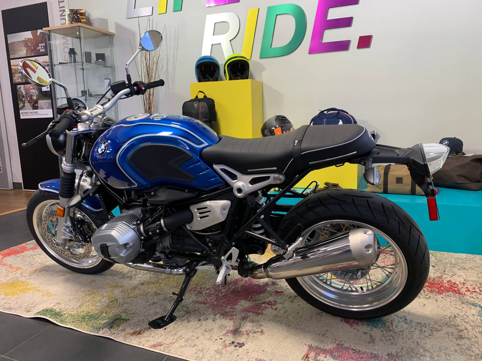New 2020 2019 BMW R NineT for sale, BMW for sale, BMW Motorcycle Café Racer, new BMW Caffe, Cafe Racer, BMW. BMW Motorcycles of Miami, Motorcycles of Miami, Motorcycles Miami, New Motorcycles, Used Motorcycles, pre-owned. #BMWMotorcyclesOfMiami #MotorcyclesOfMiami. - Photo 29