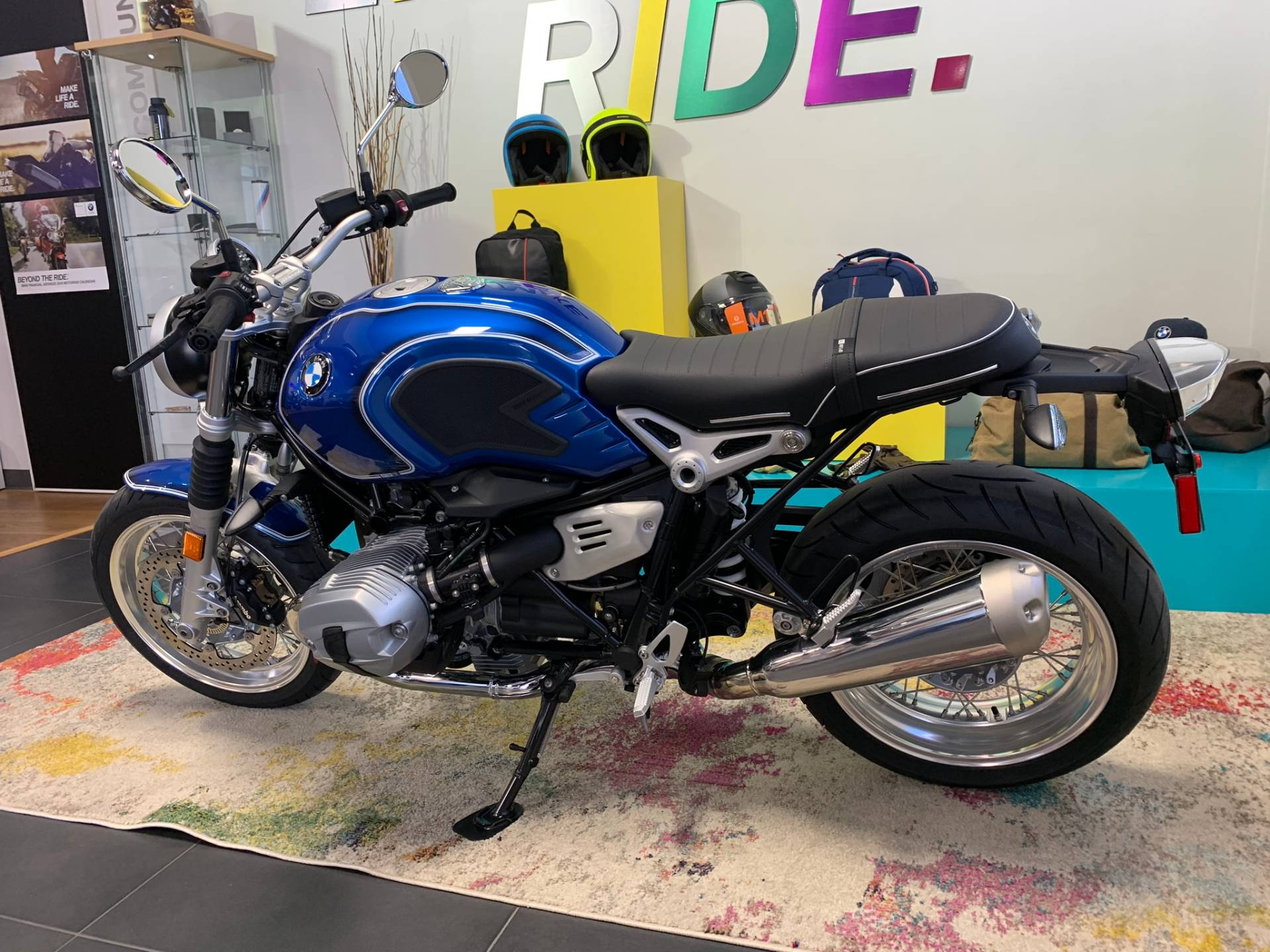 New 2020 2019 BMW R NineT for sale, BMW for sale, BMW Motorcycle Café Racer, new BMW Caffe, Cafe Racer, BMW. BMW Motorcycles of Miami, Motorcycles of Miami, Motorcycles Miami, New Motorcycles, Used Motorcycles, pre-owned. #BMWMotorcyclesOfMiami #MotorcyclesOfMiami. - Photo 30