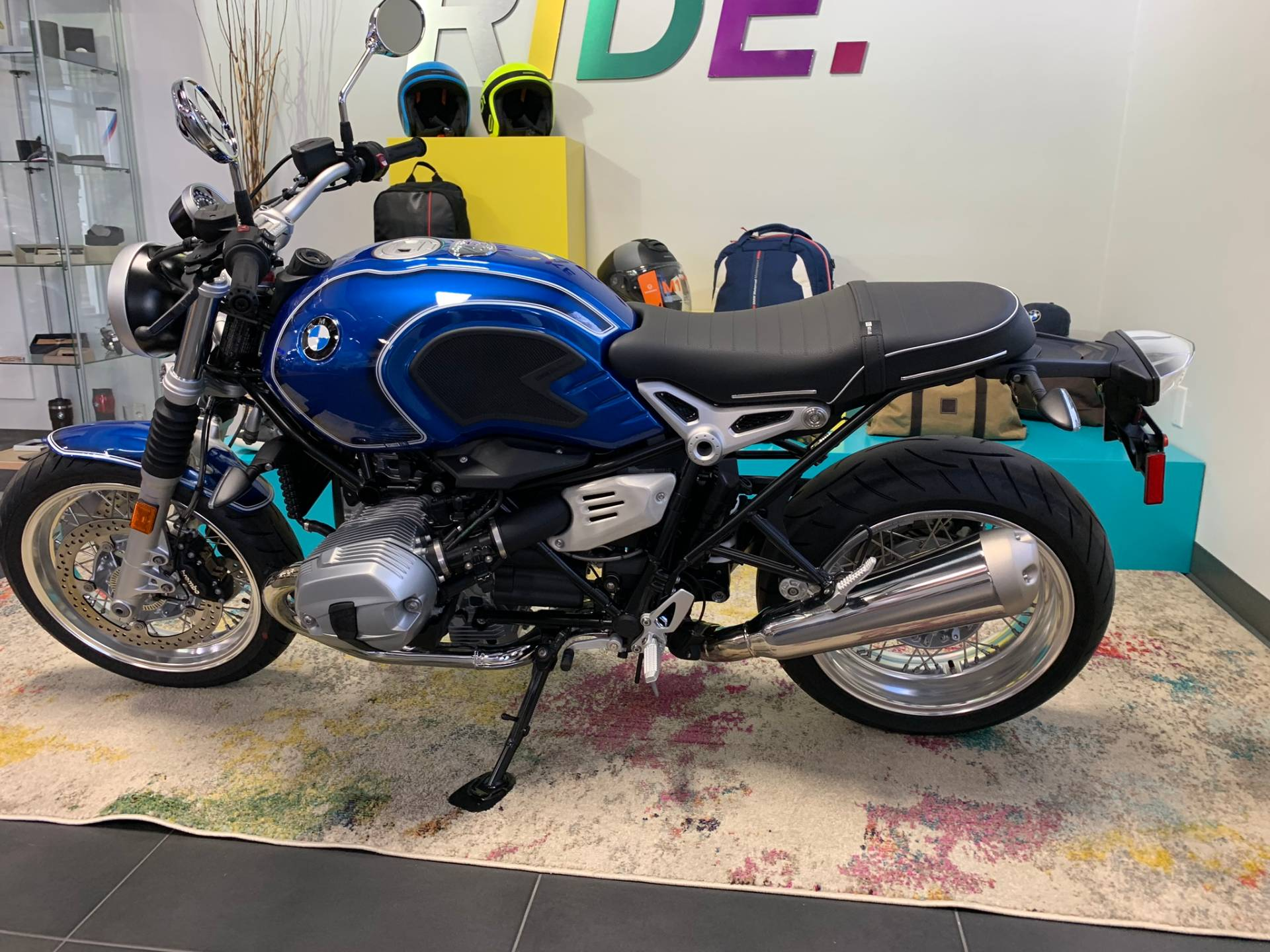 New 2020 2019 BMW R NineT for sale, BMW for sale, BMW Motorcycle Café Racer, new BMW Caffe, Cafe Racer, BMW. BMW Motorcycles of Miami, Motorcycles of Miami, Motorcycles Miami, New Motorcycles, Used Motorcycles, pre-owned. #BMWMotorcyclesOfMiami #MotorcyclesOfMiami. - Photo 31