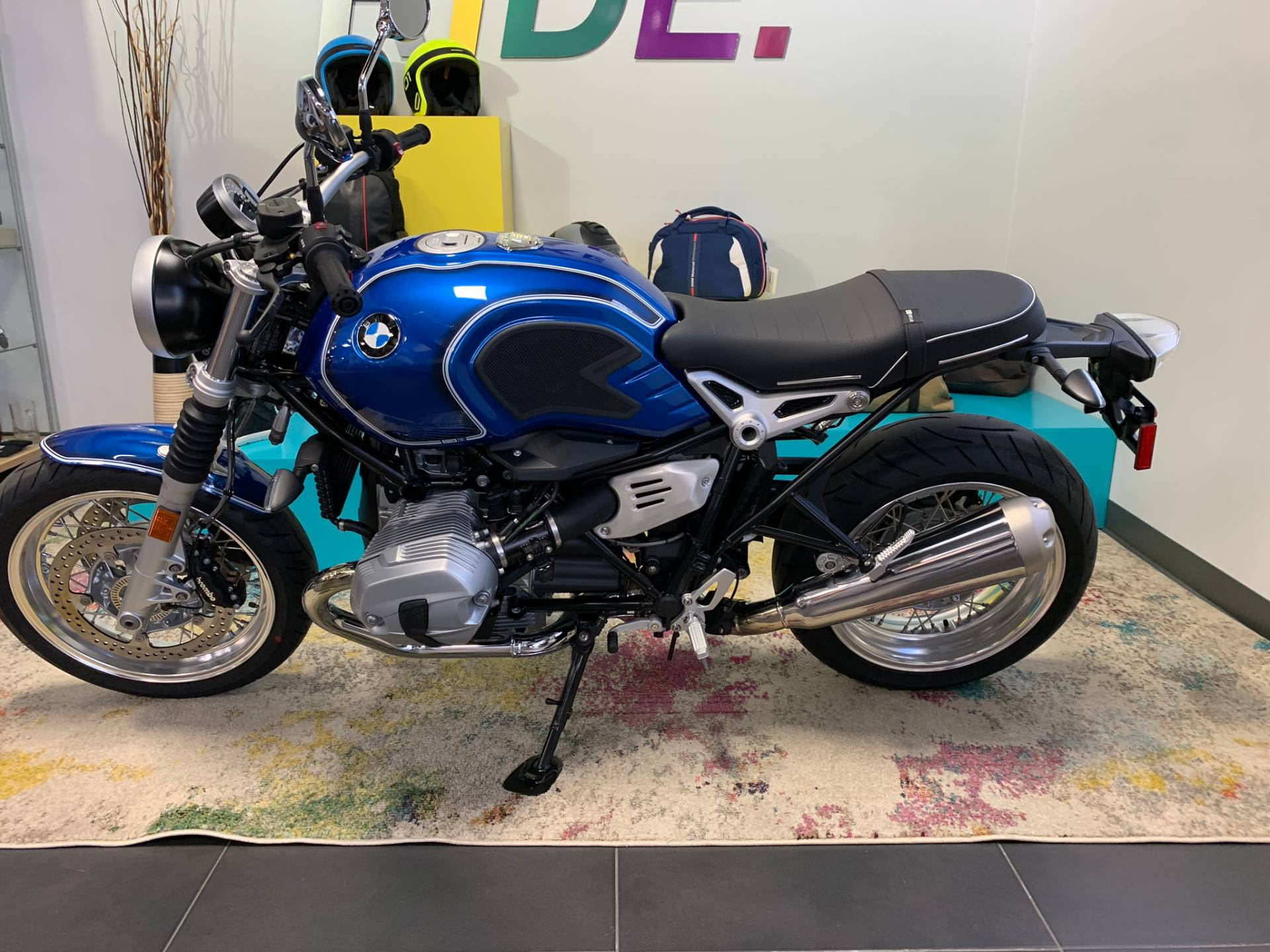 New 2020 2019 BMW R NineT for sale, BMW for sale, BMW Motorcycle Café Racer, new BMW Caffe, Cafe Racer, BMW. BMW Motorcycles of Miami, Motorcycles of Miami, Motorcycles Miami, New Motorcycles, Used Motorcycles, pre-owned. #BMWMotorcyclesOfMiami #MotorcyclesOfMiami. - Photo 32