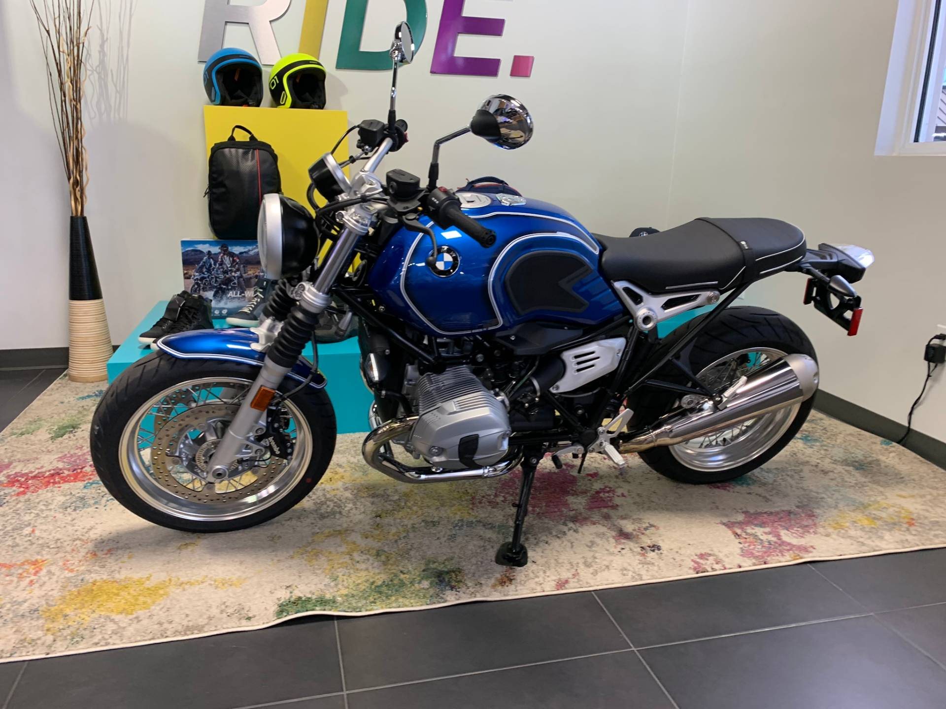 New 2020 2019 BMW R NineT for sale, BMW for sale, BMW Motorcycle Café Racer, new BMW Caffe, Cafe Racer, BMW. BMW Motorcycles of Miami, Motorcycles of Miami, Motorcycles Miami, New Motorcycles, Used Motorcycles, pre-owned. #BMWMotorcyclesOfMiami #MotorcyclesOfMiami. - Photo 34