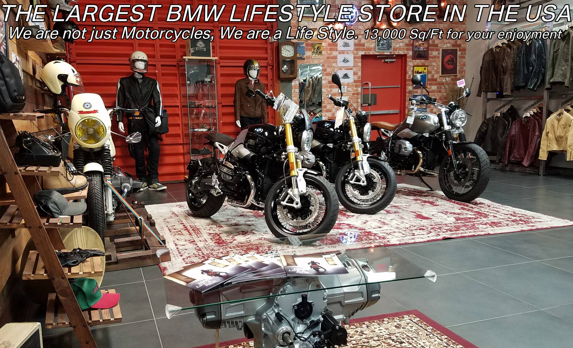 New 2020 2019 BMW R NineT for sale, BMW for sale, BMW Motorcycle Café Racer, new BMW Caffe, Cafe Racer, BMW. BMW Motorcycles of Miami, Motorcycles of Miami, Motorcycles Miami, New Motorcycles, Used Motorcycles, pre-owned. #BMWMotorcyclesOfMiami #MotorcyclesOfMiami. - Photo 45