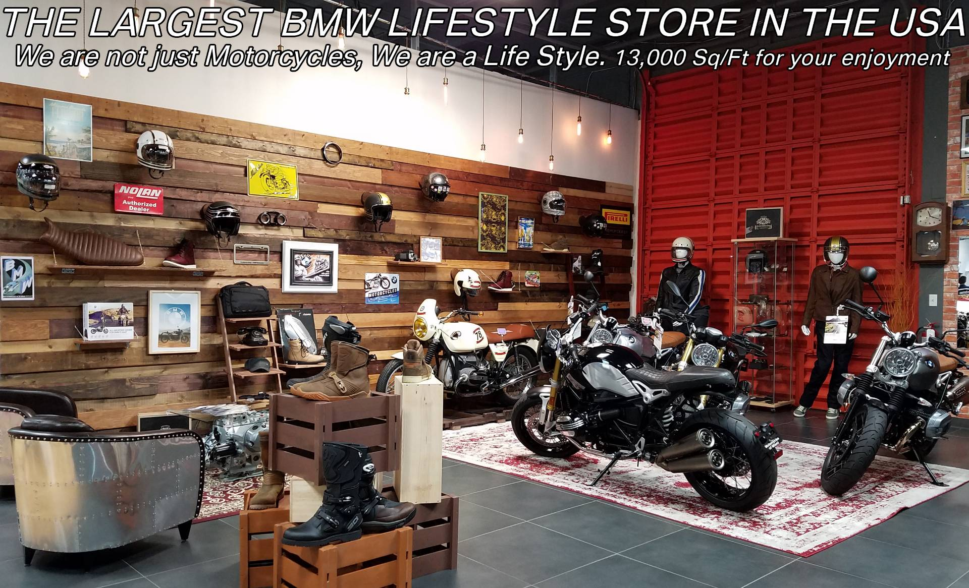 New 2020 2019 BMW R NineT for sale, BMW for sale, BMW Motorcycle Café Racer, new BMW Caffe, Cafe Racer, BMW. BMW Motorcycles of Miami, Motorcycles of Miami, Motorcycles Miami, New Motorcycles, Used Motorcycles, pre-owned. #BMWMotorcyclesOfMiami #MotorcyclesOfMiami. - Photo 55