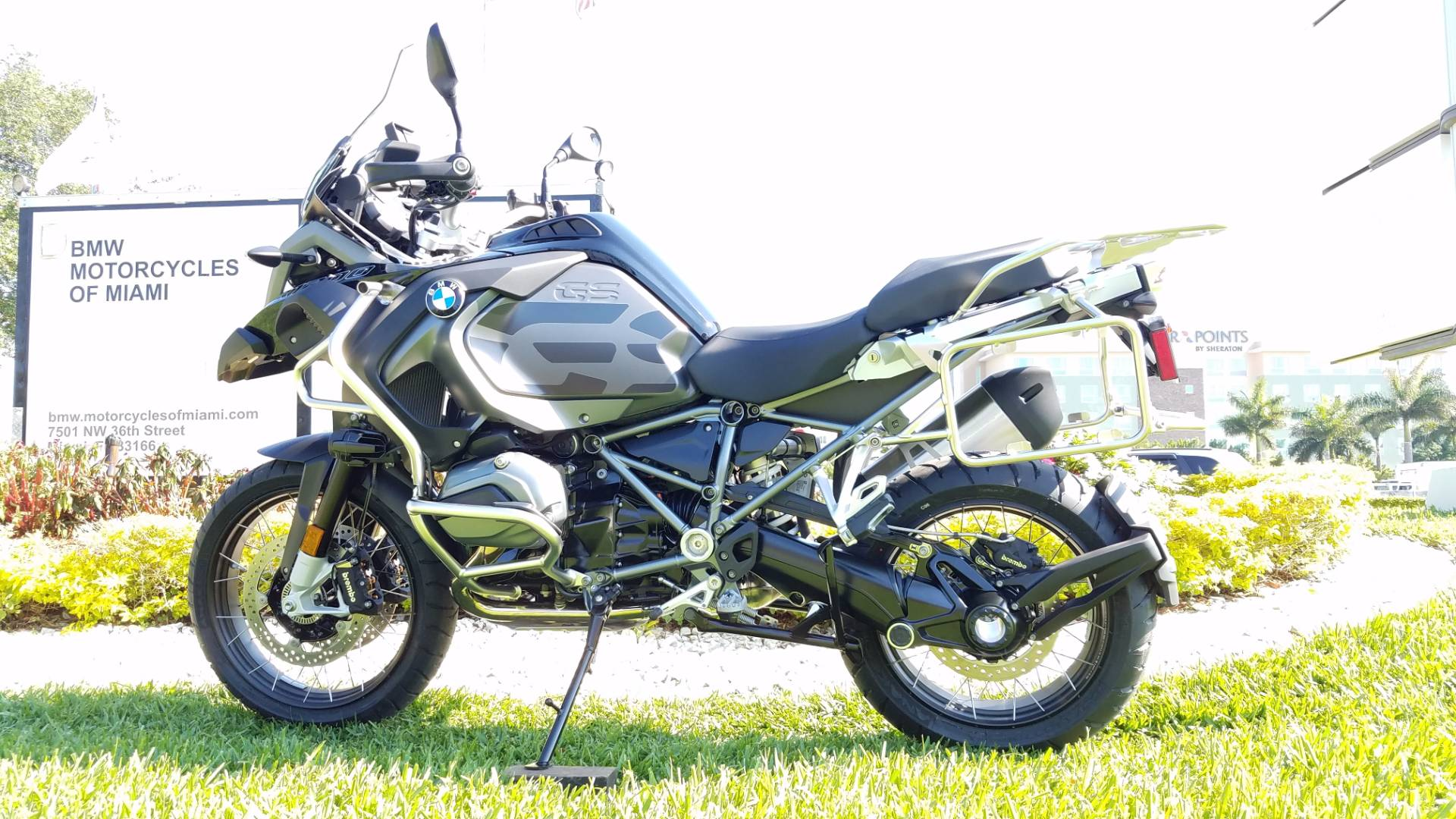 2017 R 1200 GS Adventure