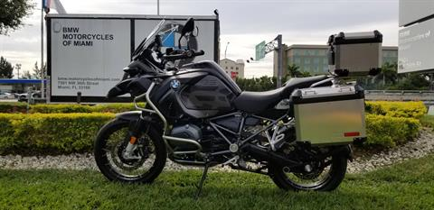 Used 2017 BMW R 1200 GSA for sale, Pre-owned BMW R1200GSA for sale, BMW Motorcycle Adventure, used BMW Adventure triple black, BMW Motorcycles of Miami, Motorcycles of Miami, Motorcycles Miami, New Motorcycles, Used Motorcycles, pre-owned. #BMWMotorcyclesOfMiami #MotorcyclesOfMiami - Photo 1
