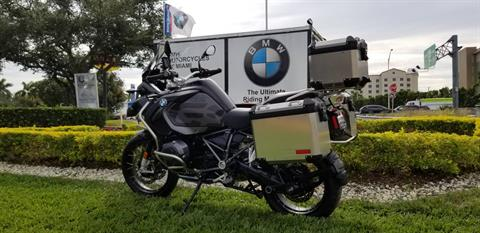 Used 2017 BMW R 1200 GSA for sale, Pre-owned BMW R1200GSA for sale, BMW Motorcycle Adventure, used BMW Adventure triple black, BMW Motorcycles of Miami, Motorcycles of Miami, Motorcycles Miami, New Motorcycles, Used Motorcycles, pre-owned. #BMWMotorcyclesOfMiami #MotorcyclesOfMiami - Photo 8