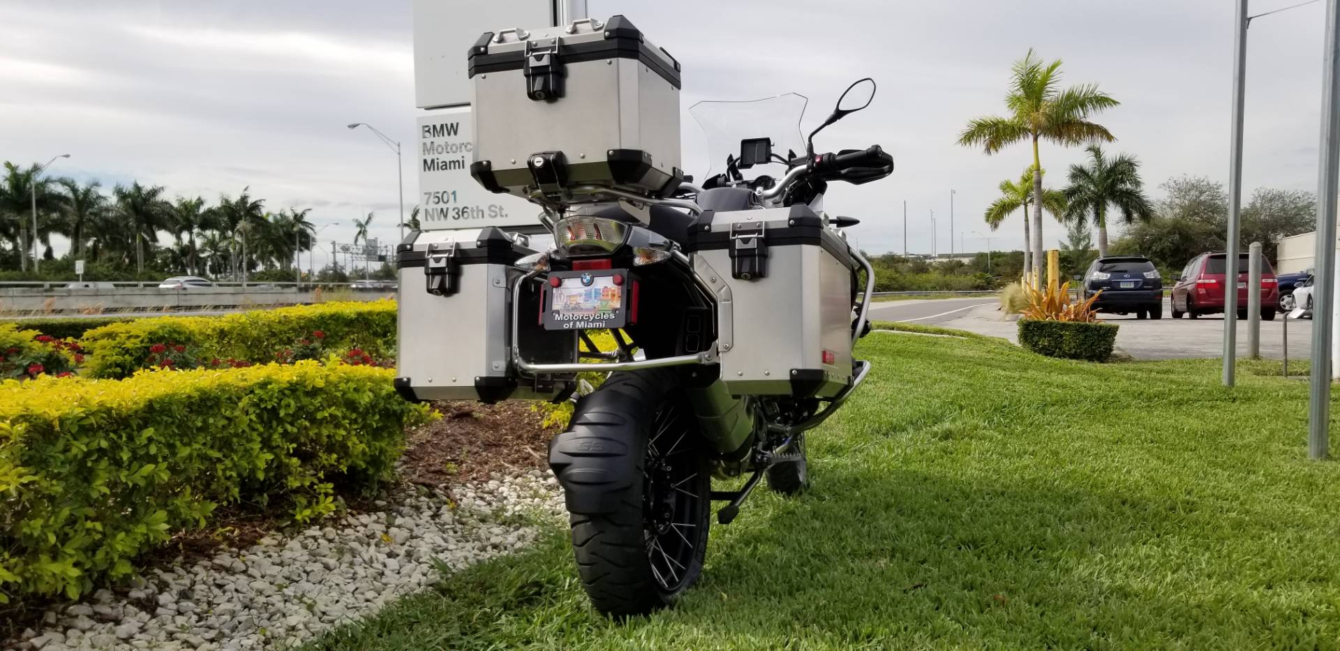 Used 2017 BMW R 1200 GSA for sale, Pre-owned BMW R1200GSA for sale, BMW Motorcycle Adventure, used BMW Adventure triple black, BMW Motorcycles of Miami, Motorcycles of Miami, Motorcycles Miami, New Motorcycles, Used Motorcycles, pre-owned. #BMWMotorcyclesOfMiami #MotorcyclesOfMiami - Photo 13