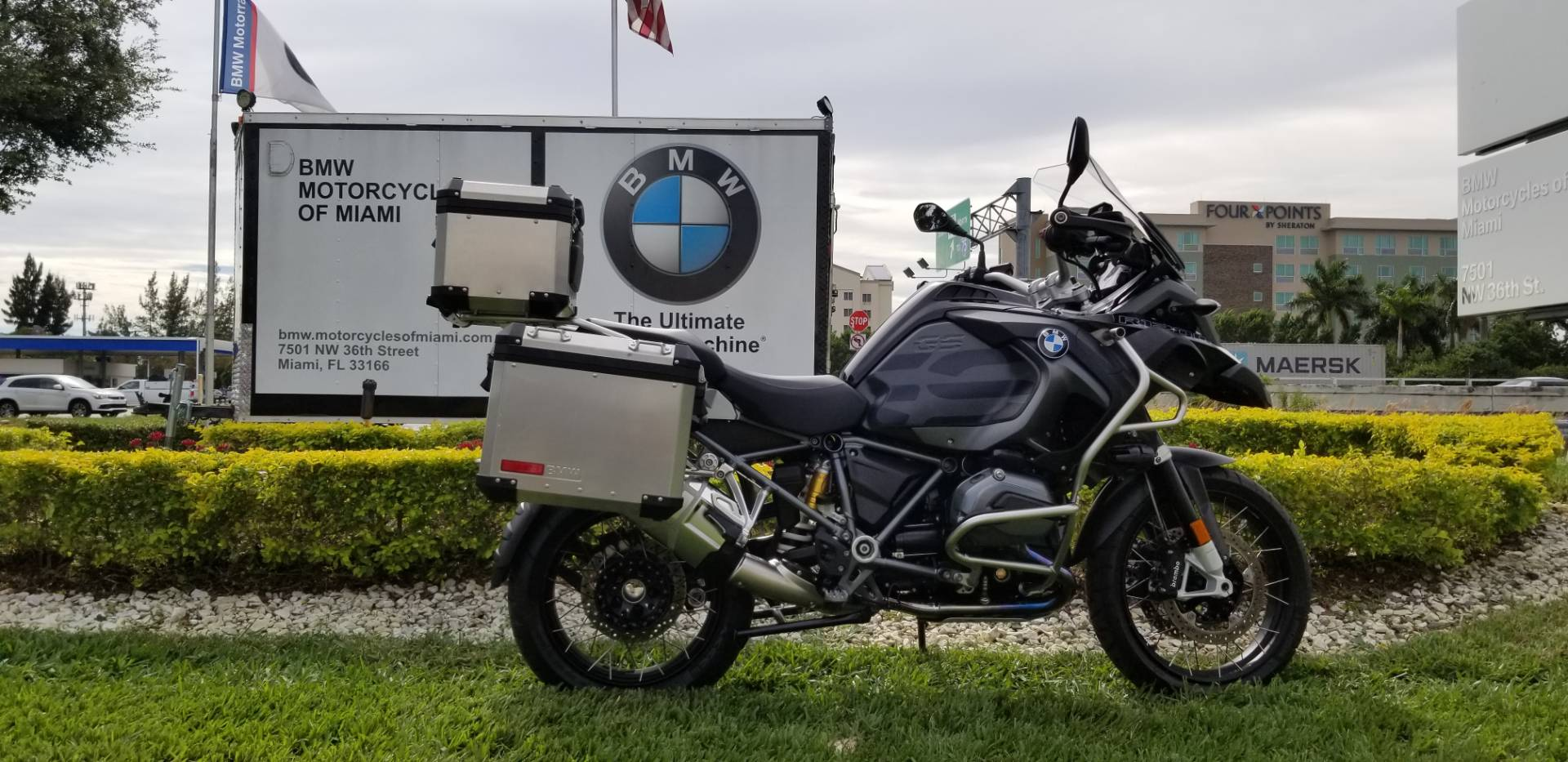 Used 2017 BMW R 1200 GSA for sale, Pre-owned BMW R1200GSA for sale, BMW Motorcycle Adventure, used BMW Adventure triple black, BMW Motorcycles of Miami, Motorcycles of Miami, Motorcycles Miami, New Motorcycles, Used Motorcycles, pre-owned. #BMWMotorcyclesOfMiami #MotorcyclesOfMiami - Photo 17