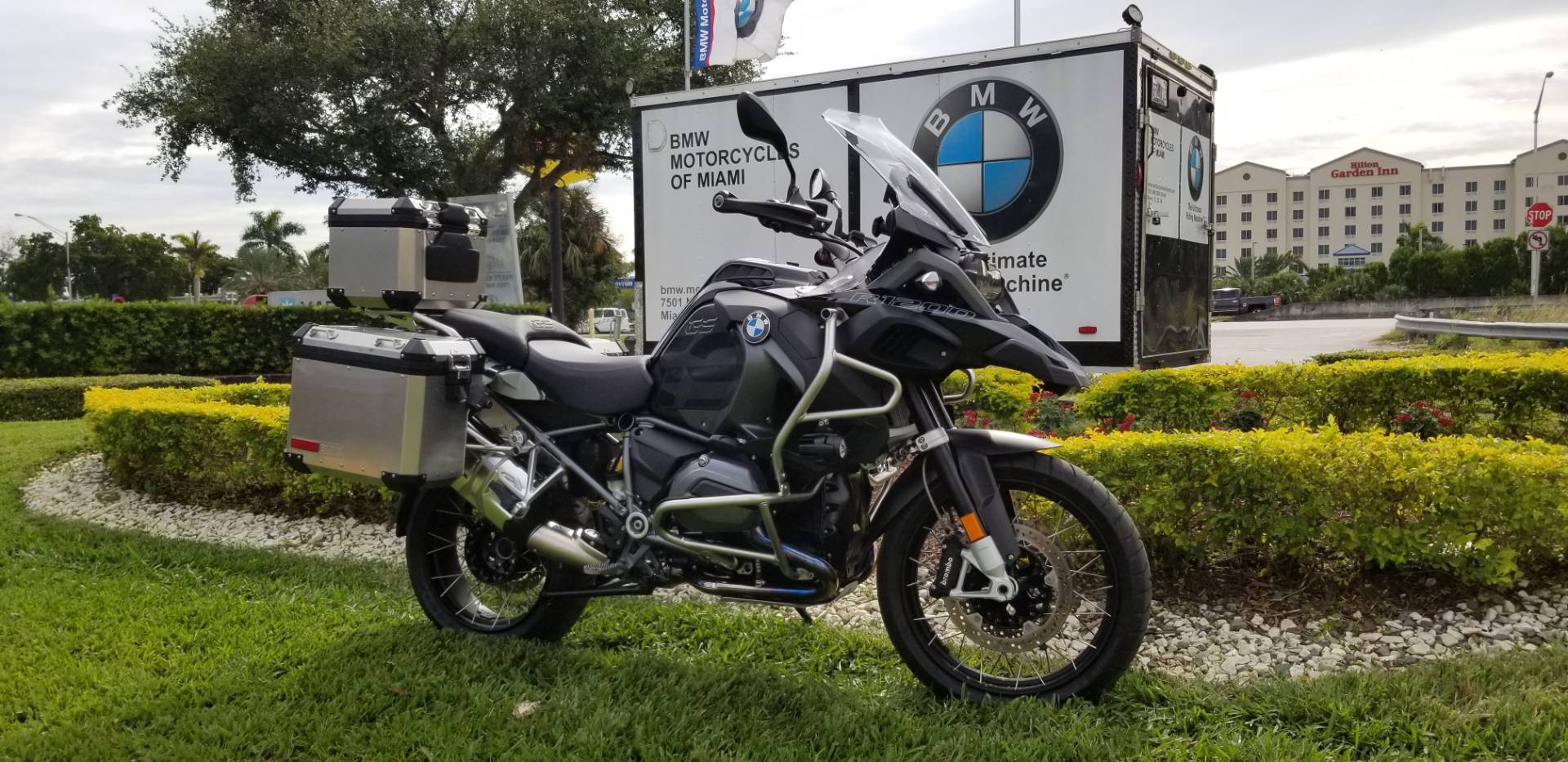 Used 2017 BMW R 1200 GSA for sale, Pre-owned BMW R1200GSA for sale, BMW Motorcycle Adventure, used BMW Adventure triple black, BMW Motorcycles of Miami, Motorcycles of Miami, Motorcycles Miami, New Motorcycles, Used Motorcycles, pre-owned. #BMWMotorcyclesOfMiami #MotorcyclesOfMiami - Photo 22