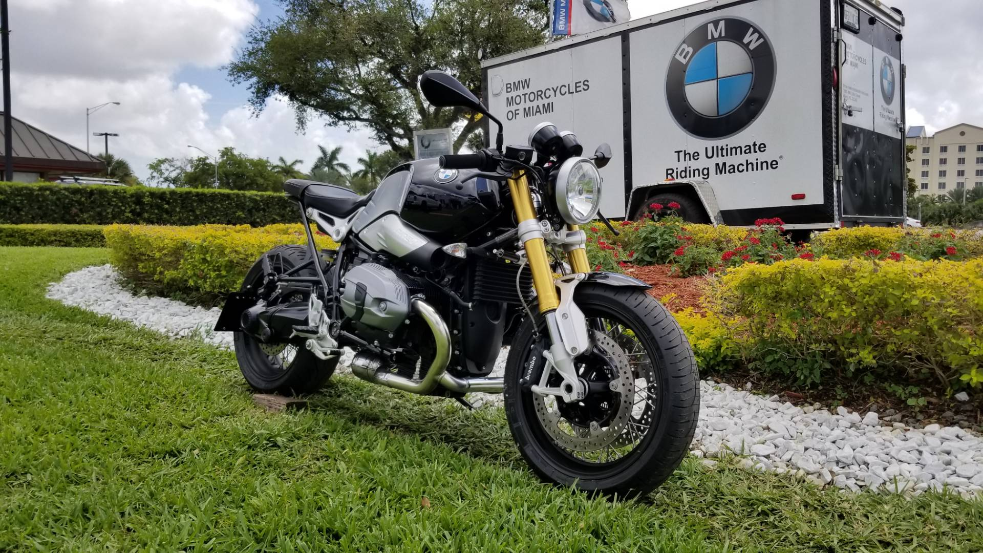 Used 2017 BMW R nine T For Sale, Pre owned BMW R nineT For Sale, BMW Motorcycle RnineT, BMW Motorcycles of Miami, Motorcycles of Miami, Motorcycles Miami - Photo 1