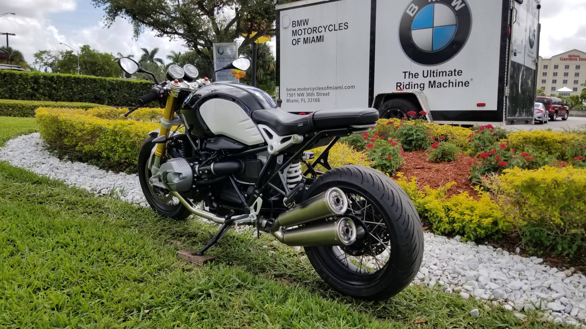 Used 2017 BMW R nine T For Sale, Pre owned BMW R nineT For Sale, BMW Motorcycle RnineT, BMW Motorcycles of Miami, Motorcycles of Miami, Motorcycles Miami - Photo 9