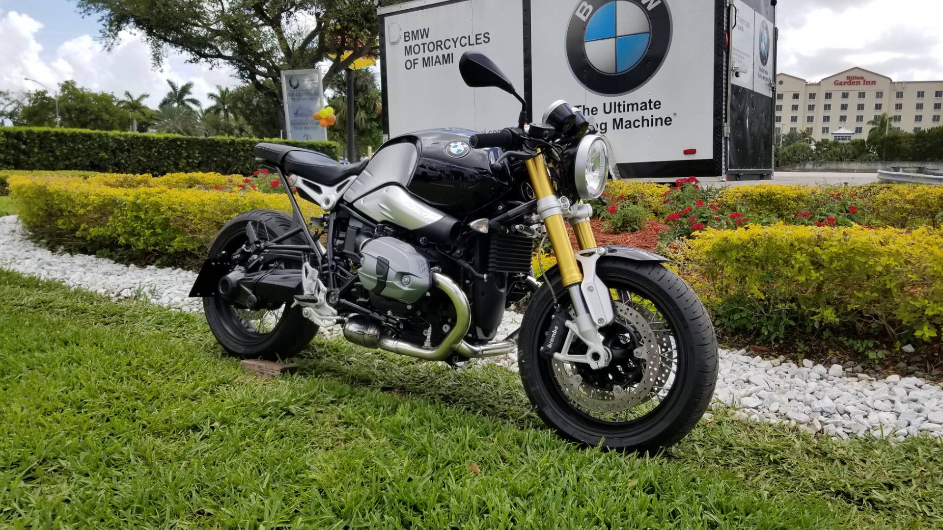 Used 2017 BMW R nine T For Sale, Pre owned BMW R nineT For Sale, BMW Motorcycle RnineT, BMW Motorcycles of Miami, Motorcycles of Miami, Motorcycles Miami - Photo 18