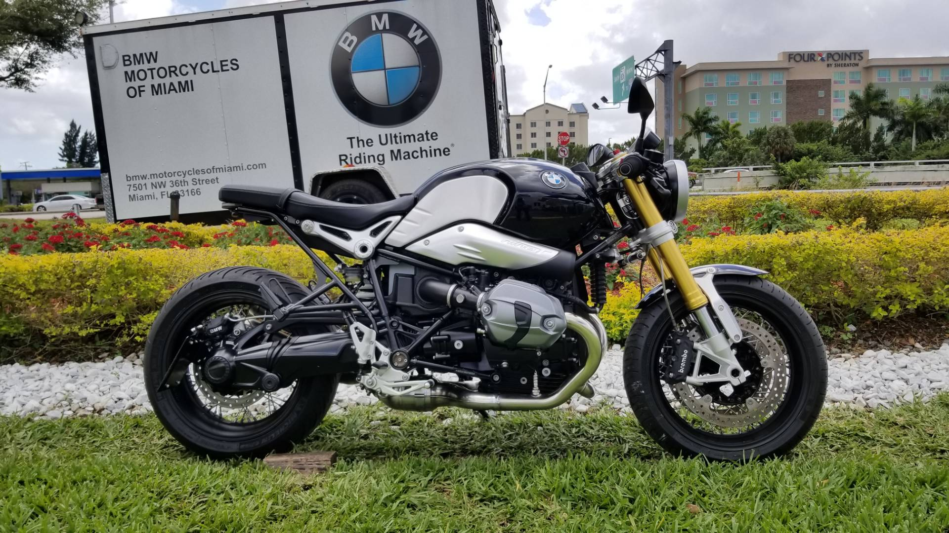 Used 2017 BMW R nine T For Sale, Pre owned BMW R nineT For Sale, BMW Motorcycle RnineT, BMW Motorcycles of Miami, Motorcycles of Miami, Motorcycles Miami - Photo 21