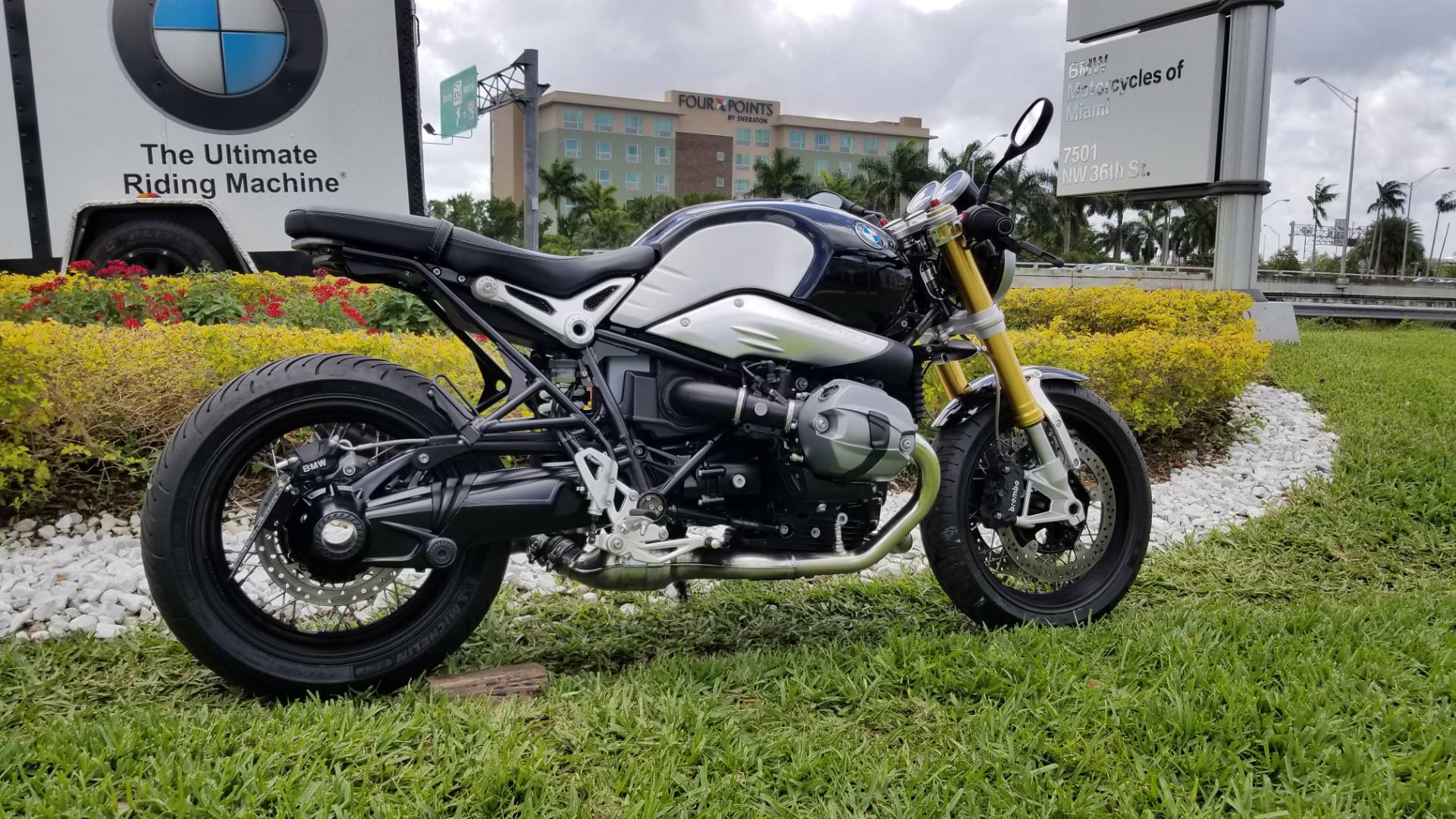 Used 2017 BMW R nine T For Sale, Pre owned BMW R nineT For Sale, BMW Motorcycle RnineT, BMW Motorcycles of Miami, Motorcycles of Miami, Motorcycles Miami - Photo 23