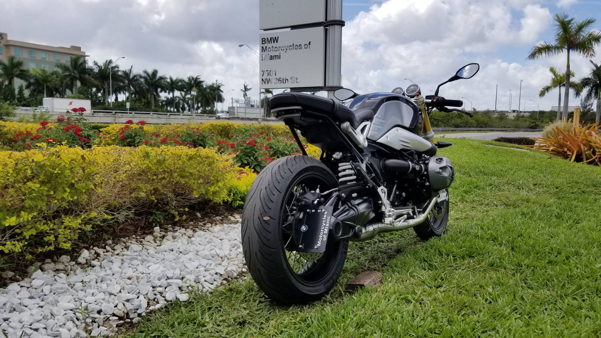 Used 2017 BMW R nine T For Sale, Pre owned BMW R nineT For Sale, BMW Motorcycle RnineT, BMW Motorcycles of Miami, Motorcycles of Miami, Motorcycles Miami - Photo 26