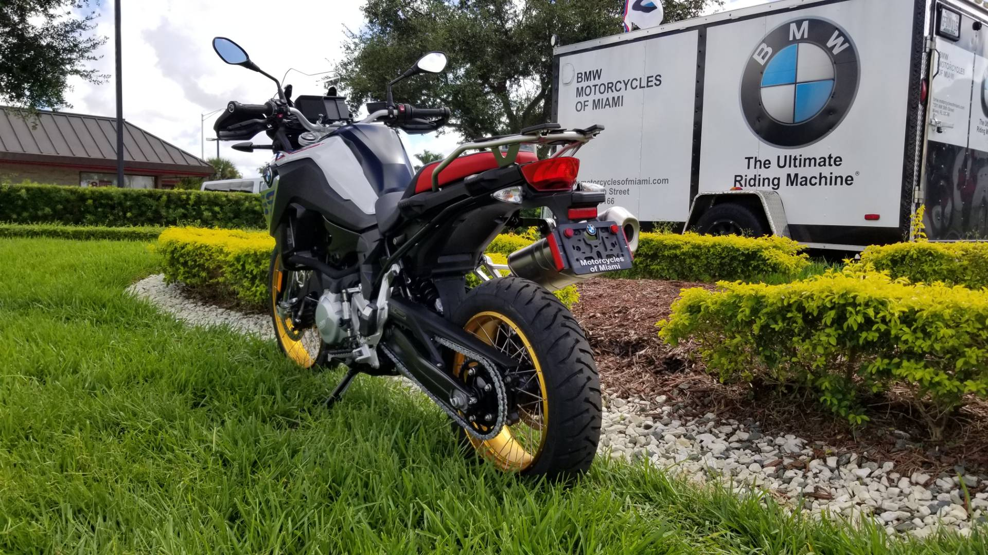 2019 BMW F 850 GS in Miami, Florida