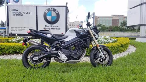 2015 BMW F 800 R in Miami, Florida