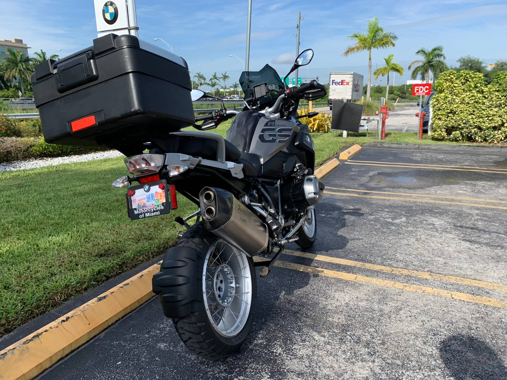 Used 2018 BMW R 1200 GS for sale, BMW R 1200GS for sale, BMW Motorcycle R1200GS, used BMW 1200GS, DUAL, GSA, BMW. BMW Motorcycles of Miami, Motorcycles of Miami, Motorcycles Miami, New Motorcycles, Used Motorcycles, pre-owned. #BMWMotorcyclesOfMiami #MotorcyclesOfMiami. - Photo 14