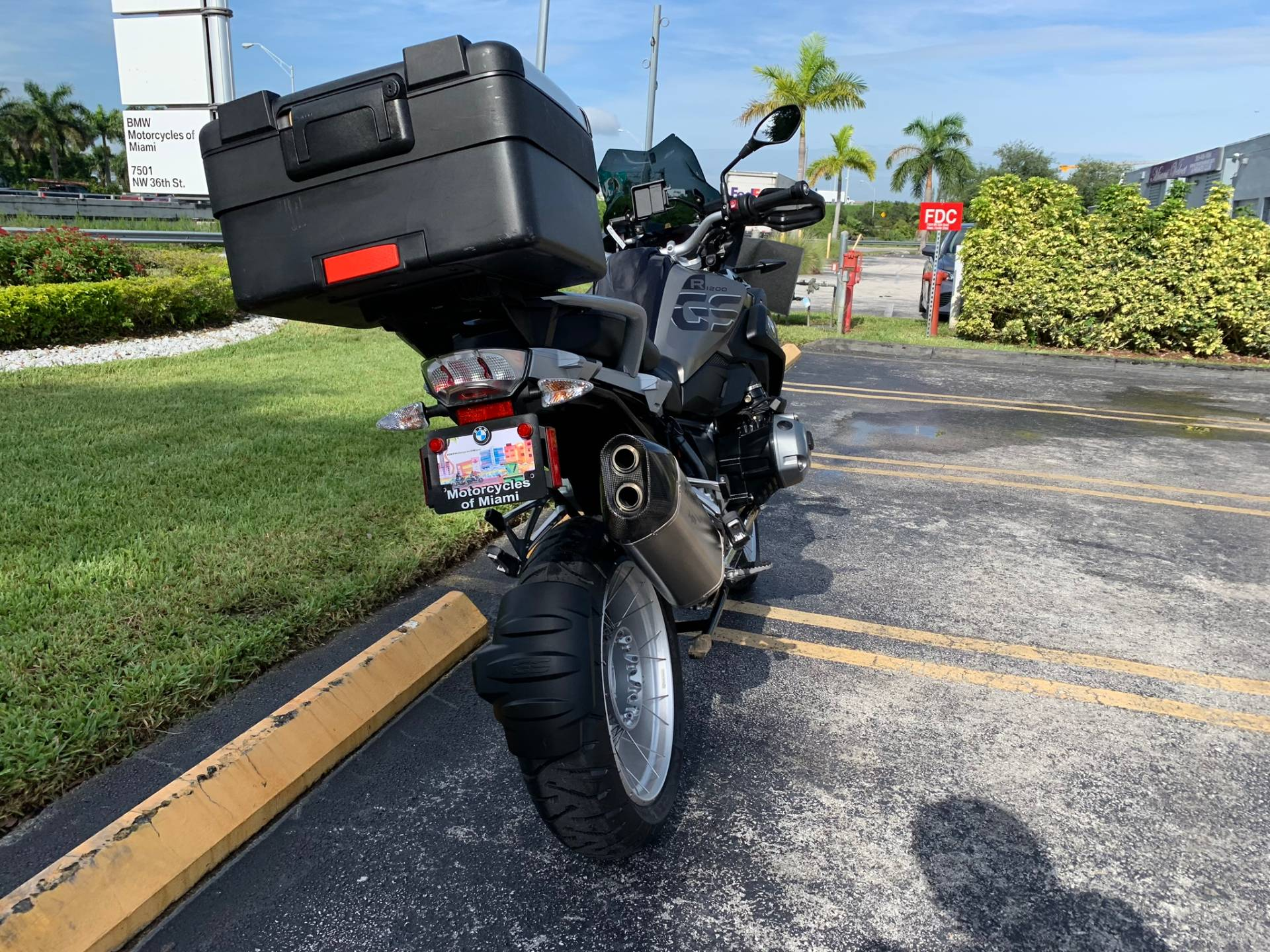 Used 2018 BMW R 1200 GS for sale, BMW R 1200GS for sale, BMW Motorcycle R1200GS, used BMW 1200GS, DUAL, GSA, BMW. BMW Motorcycles of Miami, Motorcycles of Miami, Motorcycles Miami, New Motorcycles, Used Motorcycles, pre-owned. #BMWMotorcyclesOfMiami #MotorcyclesOfMiami. - Photo 15