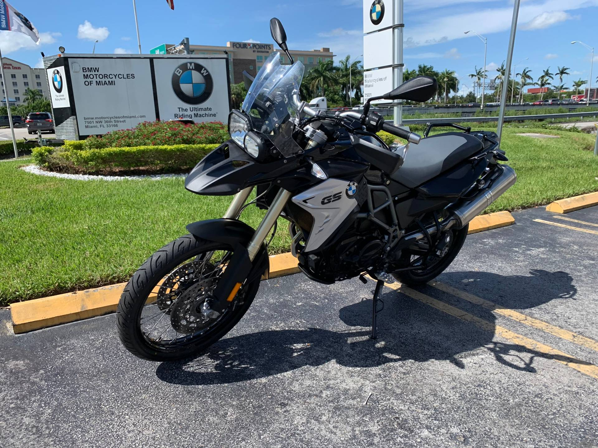 2016 BMW F 800 GS in Miami, Florida - Photo 6