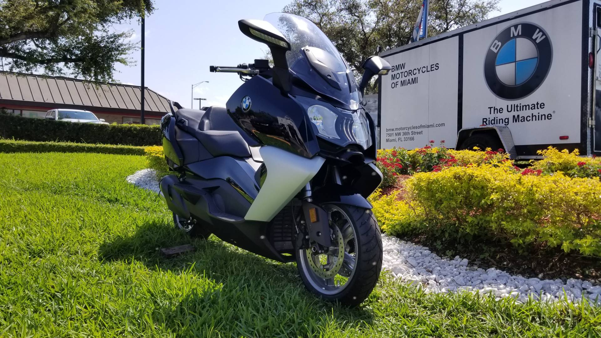 New 2019 BMW C 650 GT for sale, BMW C 650GT for sale, BMW Motorcycle C650GT, new BMW Scooter, Maxi Scooter, BMW. BMW Motorcycles of Miami, Motorcycles of Miami, Motorcycles Miami, New Motorcycles, Used Motorcycles, pre-owned. #BMWMotorcyclesOfMiami #MotorcyclesOfMiami #MotorcyclesMiami - Photo 1