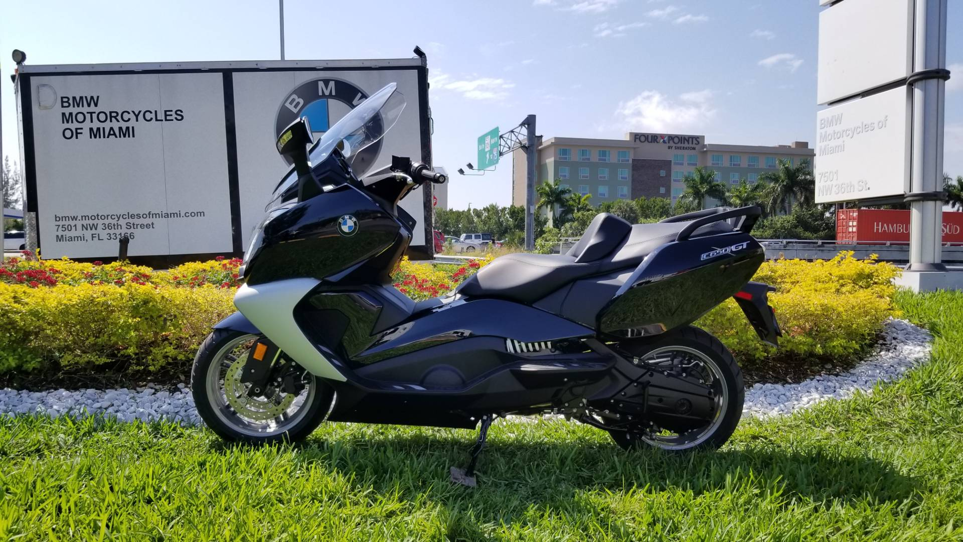 New 2019 BMW C 650 GT for sale, BMW C 650GT for sale, BMW Motorcycle C650GT, new BMW Scooter, Maxi Scooter, BMW. BMW Motorcycles of Miami, Motorcycles of Miami, Motorcycles Miami, New Motorcycles, Used Motorcycles, pre-owned. #BMWMotorcyclesOfMiami #MotorcyclesOfMiami #MotorcyclesMiami - Photo 2