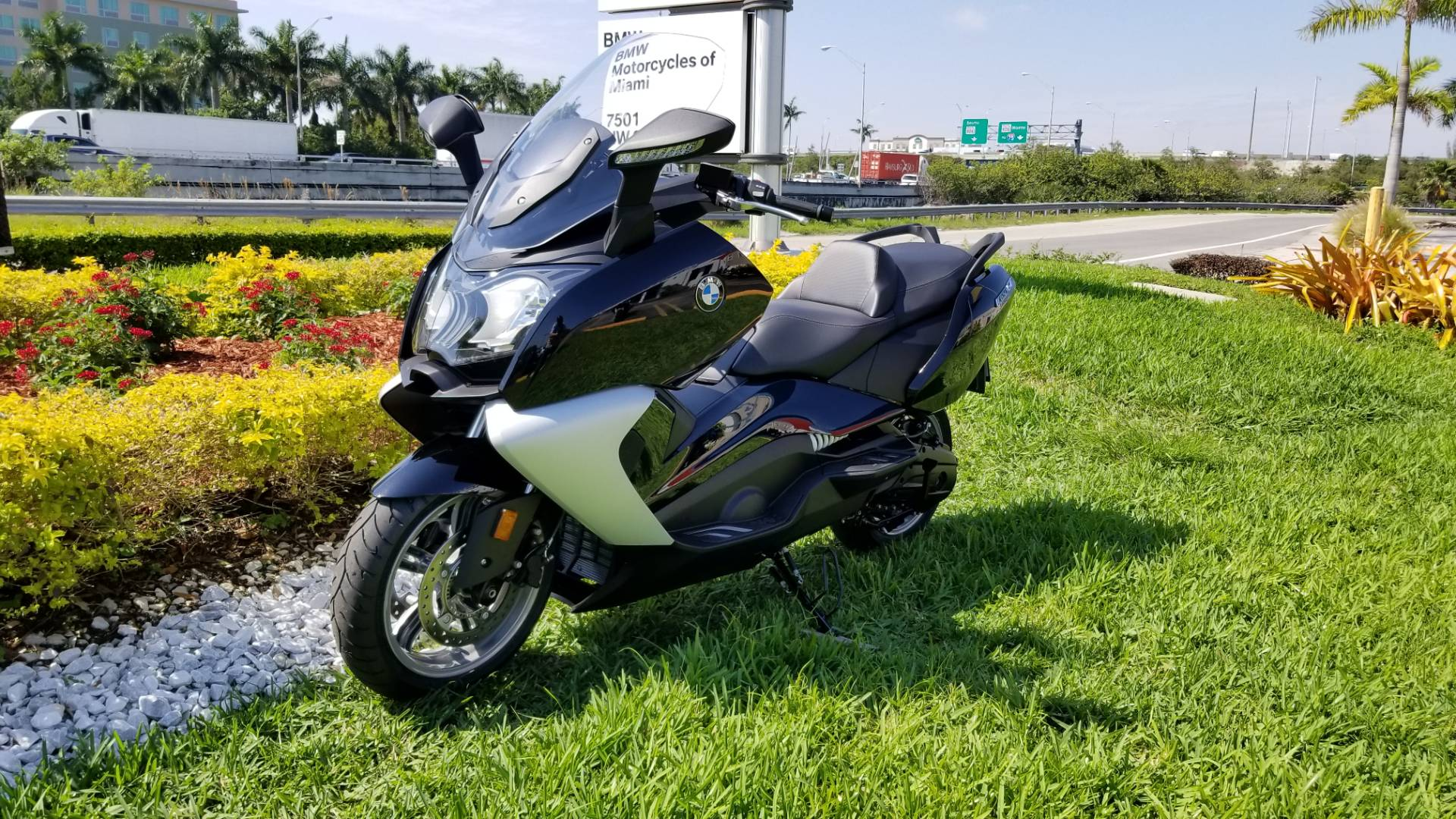 New 2019 BMW C 650 GT for sale, BMW C 650GT for sale, BMW Motorcycle C650GT, new BMW Scooter, Maxi Scooter, BMW. BMW Motorcycles of Miami, Motorcycles of Miami, Motorcycles Miami, New Motorcycles, Used Motorcycles, pre-owned. #BMWMotorcyclesOfMiami #MotorcyclesOfMiami #MotorcyclesMiami - Photo 5