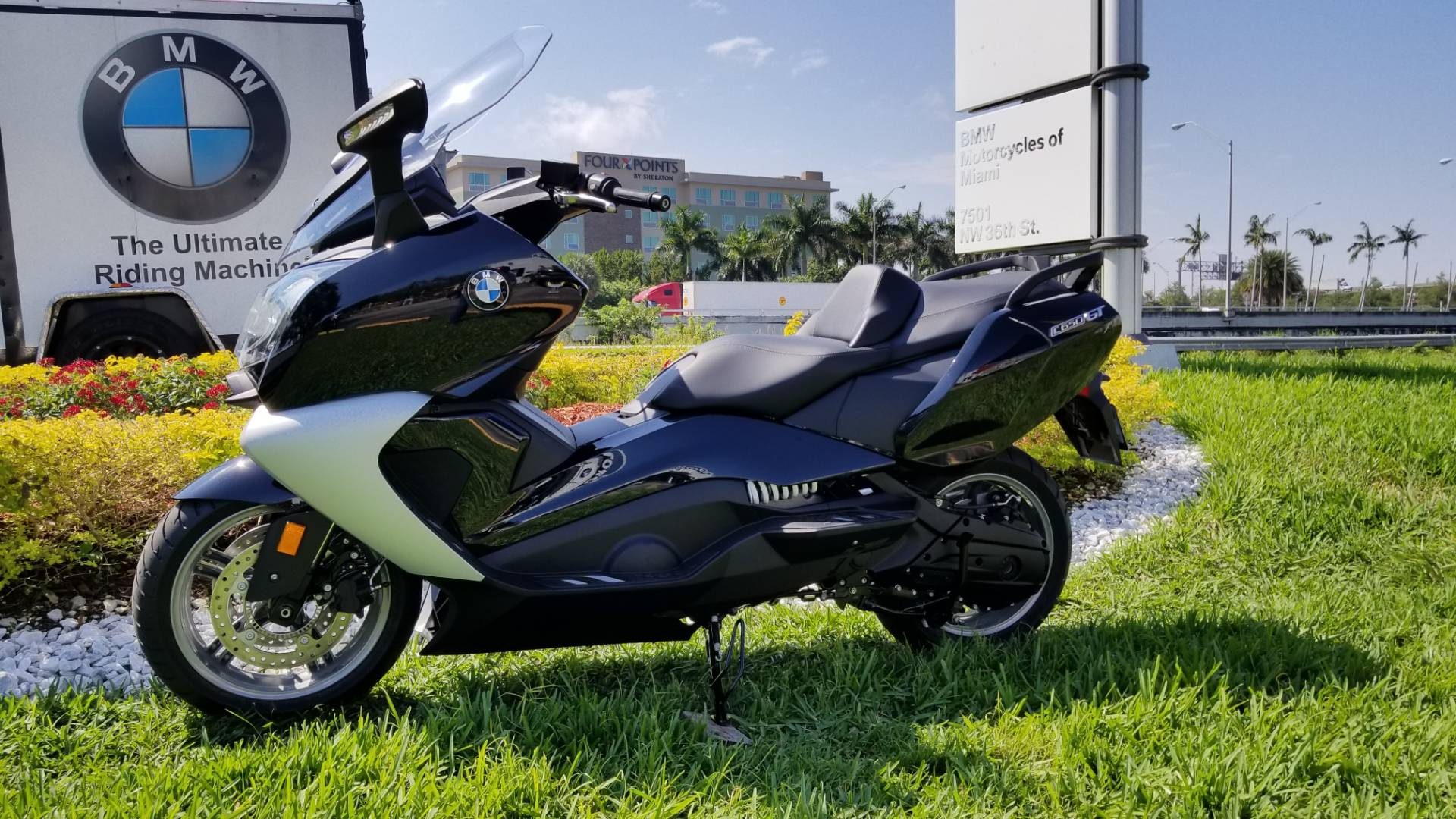 New 2019 BMW C 650 GT for sale, BMW C 650GT for sale, BMW Motorcycle C650GT, new BMW Scooter, Maxi Scooter, BMW. BMW Motorcycles of Miami, Motorcycles of Miami, Motorcycles Miami, New Motorcycles, Used Motorcycles, pre-owned. #BMWMotorcyclesOfMiami #MotorcyclesOfMiami #MotorcyclesMiami - Photo 7