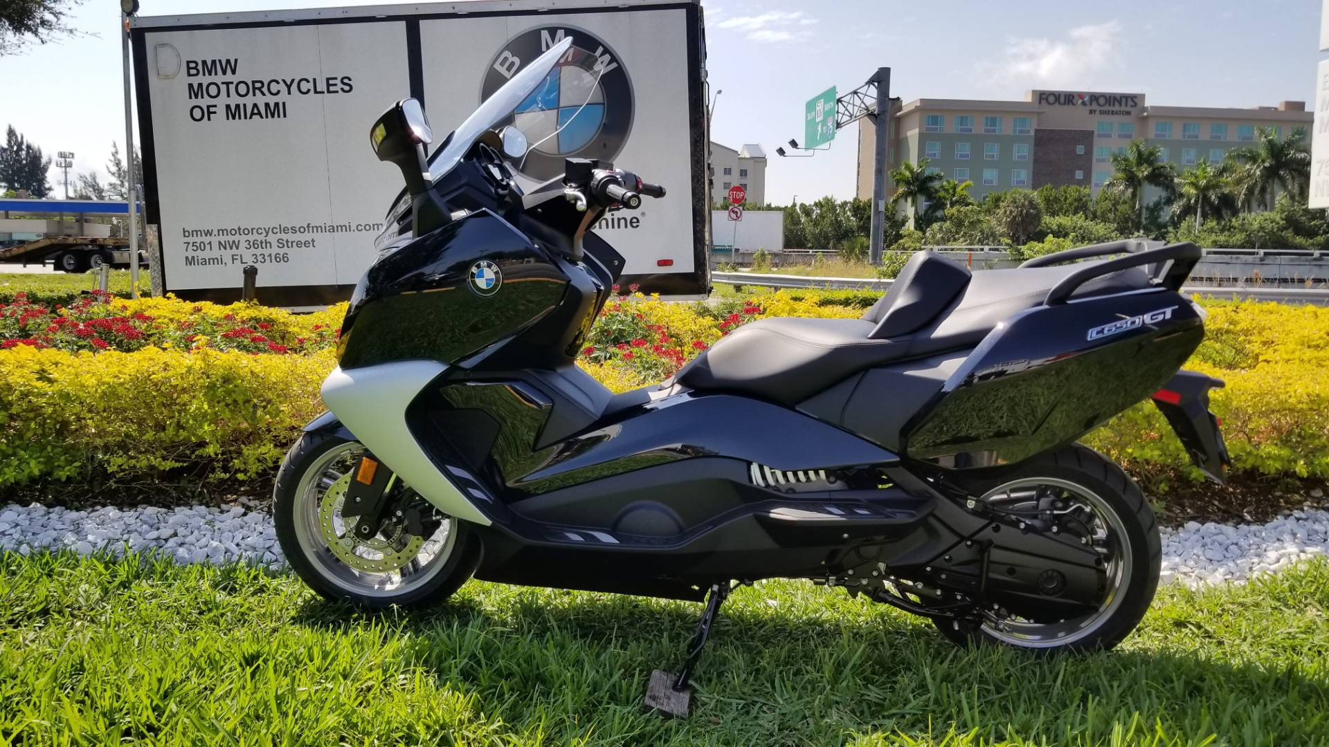 New 2019 BMW C 650 GT for sale, BMW C 650GT for sale, BMW Motorcycle C650GT, new BMW Scooter, Maxi Scooter, BMW. BMW Motorcycles of Miami, Motorcycles of Miami, Motorcycles Miami, New Motorcycles, Used Motorcycles, pre-owned. #BMWMotorcyclesOfMiami #MotorcyclesOfMiami #MotorcyclesMiami - Photo 8
