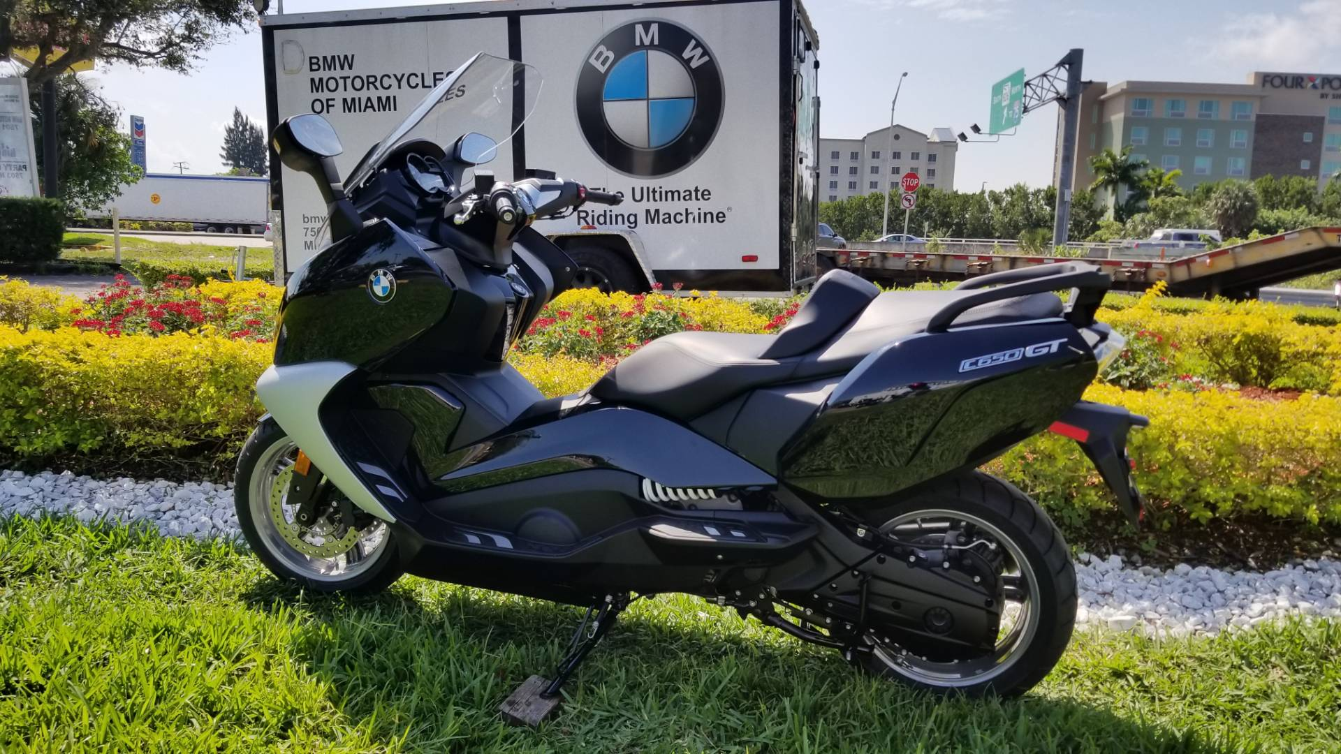 New 2019 BMW C 650 GT for sale, BMW C 650GT for sale, BMW Motorcycle C650GT, new BMW Scooter, Maxi Scooter, BMW. BMW Motorcycles of Miami, Motorcycles of Miami, Motorcycles Miami, New Motorcycles, Used Motorcycles, pre-owned. #BMWMotorcyclesOfMiami #MotorcyclesOfMiami #MotorcyclesMiami - Photo 9