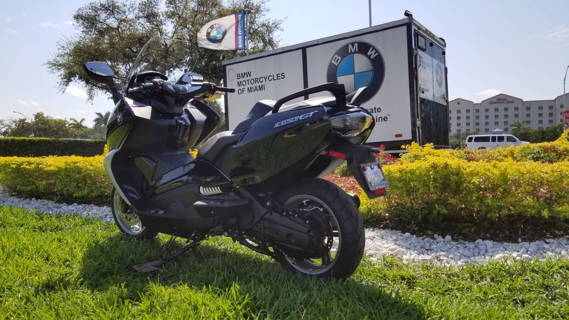 New 2019 BMW C 650 GT for sale, BMW C 650GT for sale, BMW Motorcycle C650GT, new BMW Scooter, Maxi Scooter, BMW. BMW Motorcycles of Miami, Motorcycles of Miami, Motorcycles Miami, New Motorcycles, Used Motorcycles, pre-owned. #BMWMotorcyclesOfMiami #MotorcyclesOfMiami #MotorcyclesMiami - Photo 11