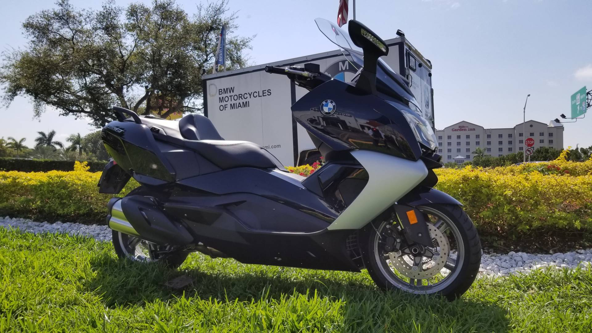 New 2019 BMW C 650 GT for sale, BMW C 650GT for sale, BMW Motorcycle C650GT, new BMW Scooter, Maxi Scooter, BMW. BMW Motorcycles of Miami, Motorcycles of Miami, Motorcycles Miami, New Motorcycles, Used Motorcycles, pre-owned. #BMWMotorcyclesOfMiami #MotorcyclesOfMiami #MotorcyclesMiami - Photo 14