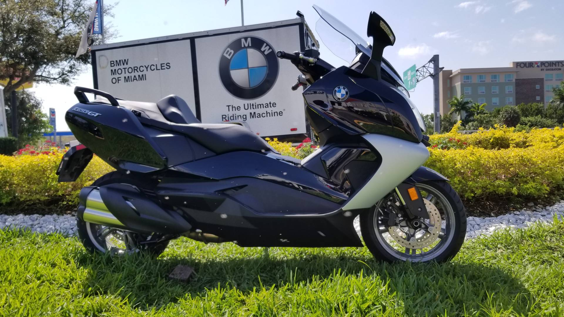 New 2019 BMW C 650 GT for sale, BMW C 650GT for sale, BMW Motorcycle C650GT, new BMW Scooter, Maxi Scooter, BMW. BMW Motorcycles of Miami, Motorcycles of Miami, Motorcycles Miami, New Motorcycles, Used Motorcycles, pre-owned. #BMWMotorcyclesOfMiami #MotorcyclesOfMiami #MotorcyclesMiami - Photo 15