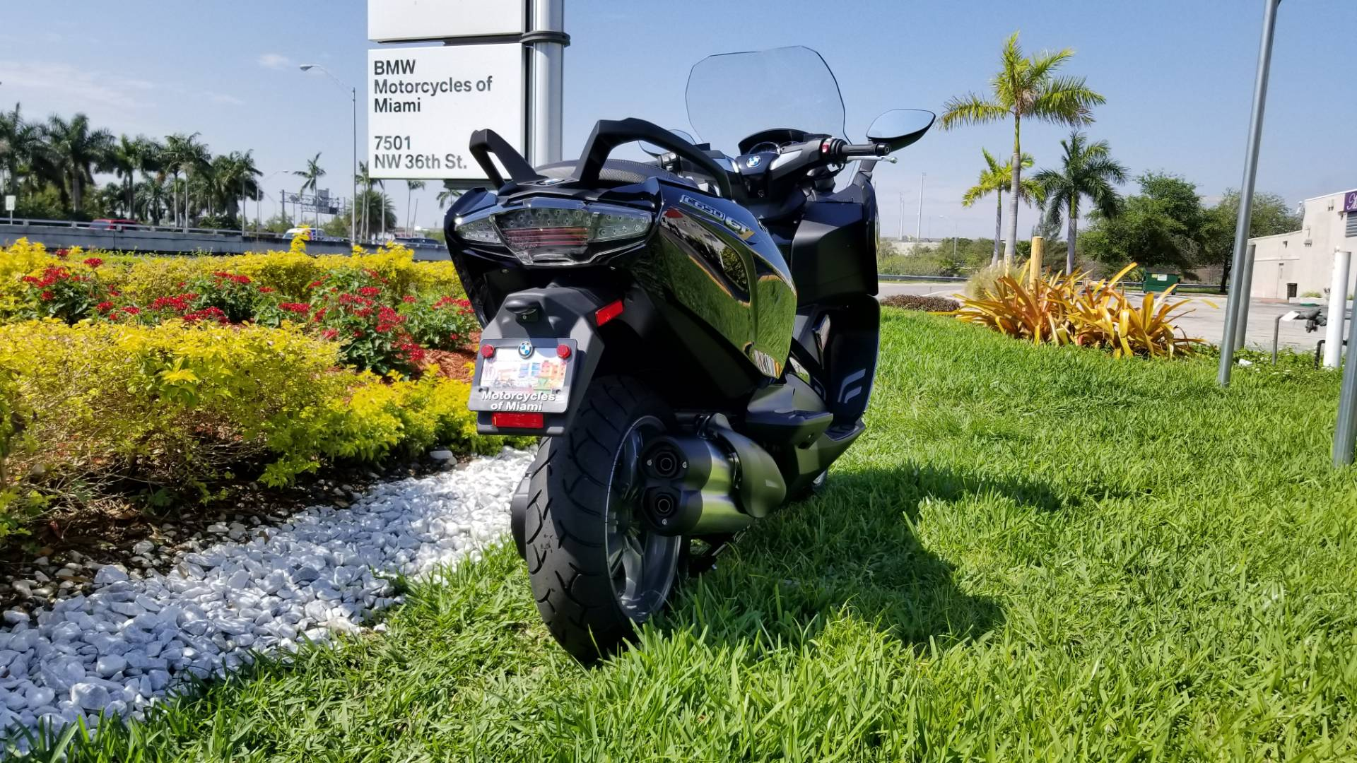 New 2019 BMW C 650 GT for sale, BMW C 650GT for sale, BMW Motorcycle C650GT, new BMW Scooter, Maxi Scooter, BMW. BMW Motorcycles of Miami, Motorcycles of Miami, Motorcycles Miami, New Motorcycles, Used Motorcycles, pre-owned. #BMWMotorcyclesOfMiami #MotorcyclesOfMiami #MotorcyclesMiami - Photo 20