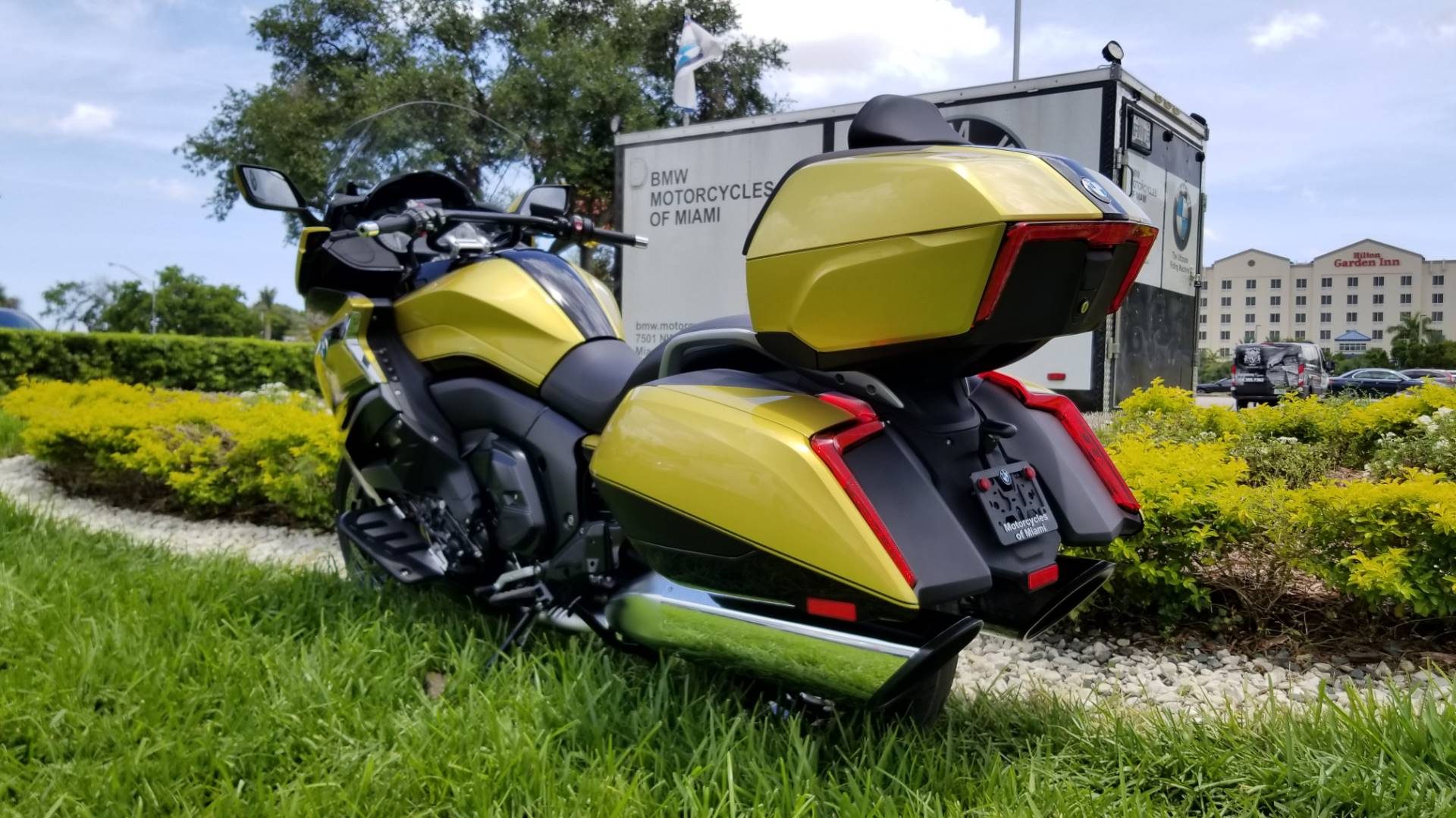 New 2018 BMW K 1600 B For Sale, BMW K 1600B For Sale, BMW Motorcycle K1600B, new BMW Bagger, Bagger Grand America, Gran America.