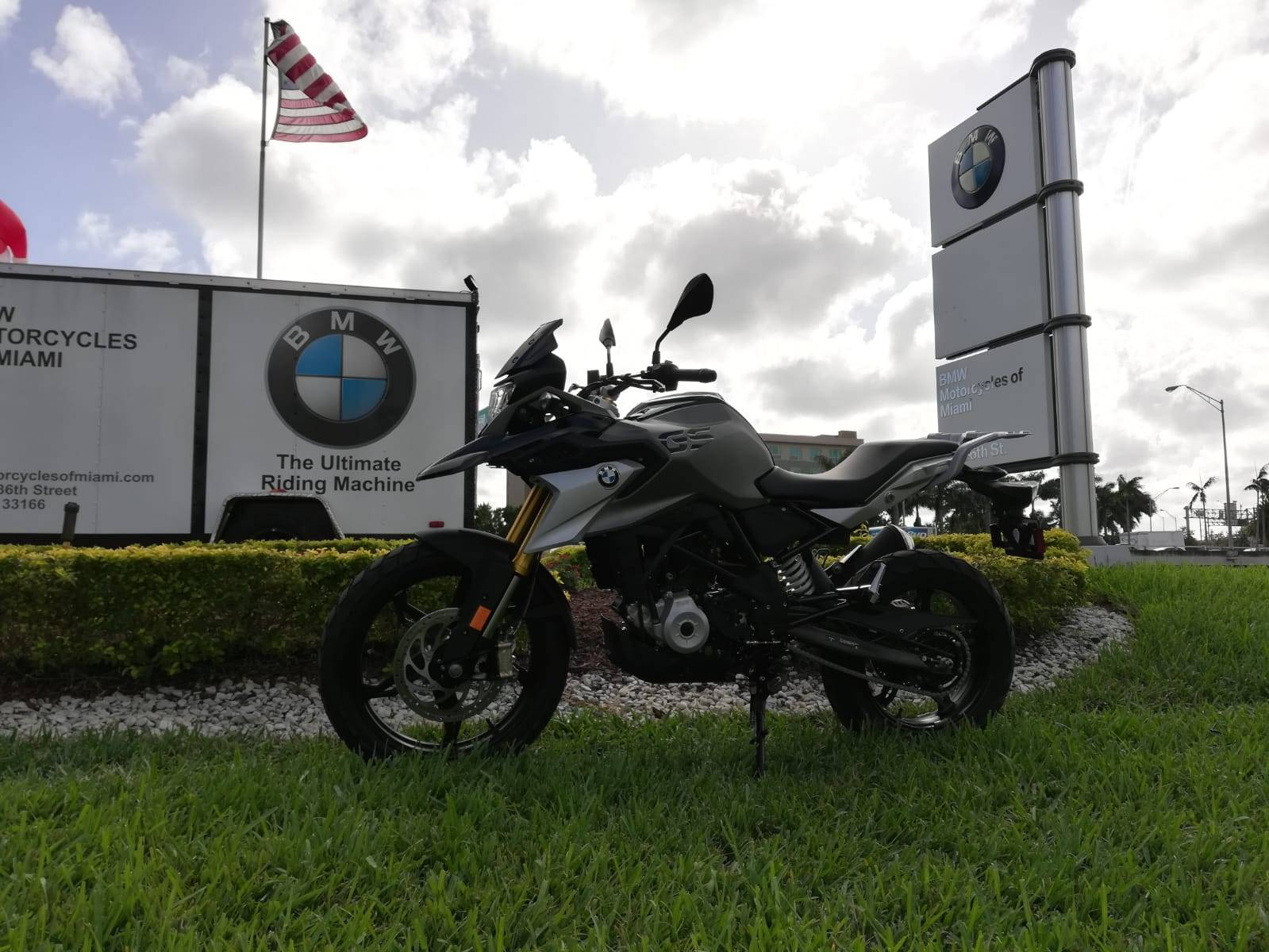 New 2019 Bmw G 310 Gs Motorcycles In Miami Fl
